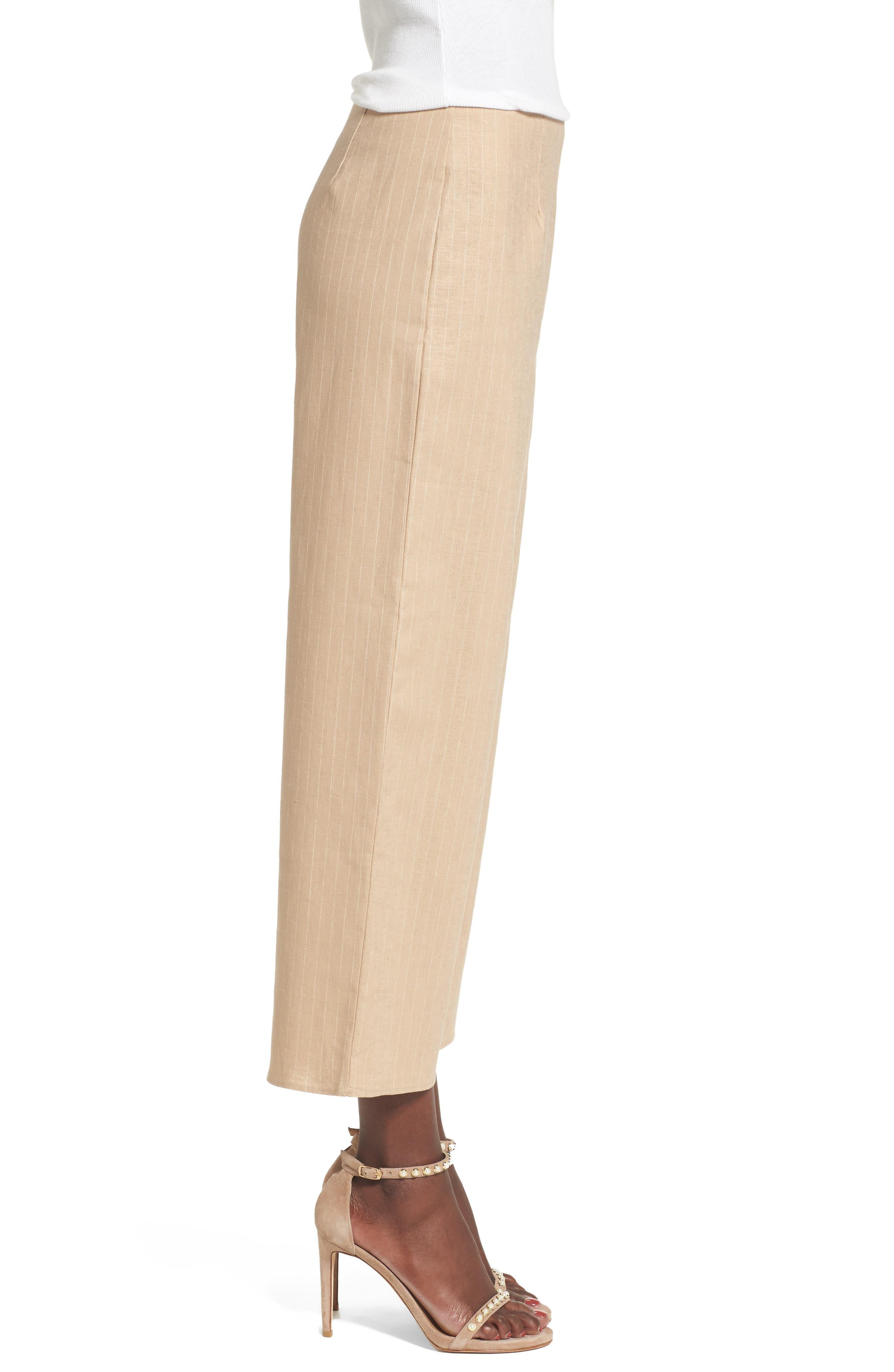 Alternate Image 3  - Leith Crop Culottes