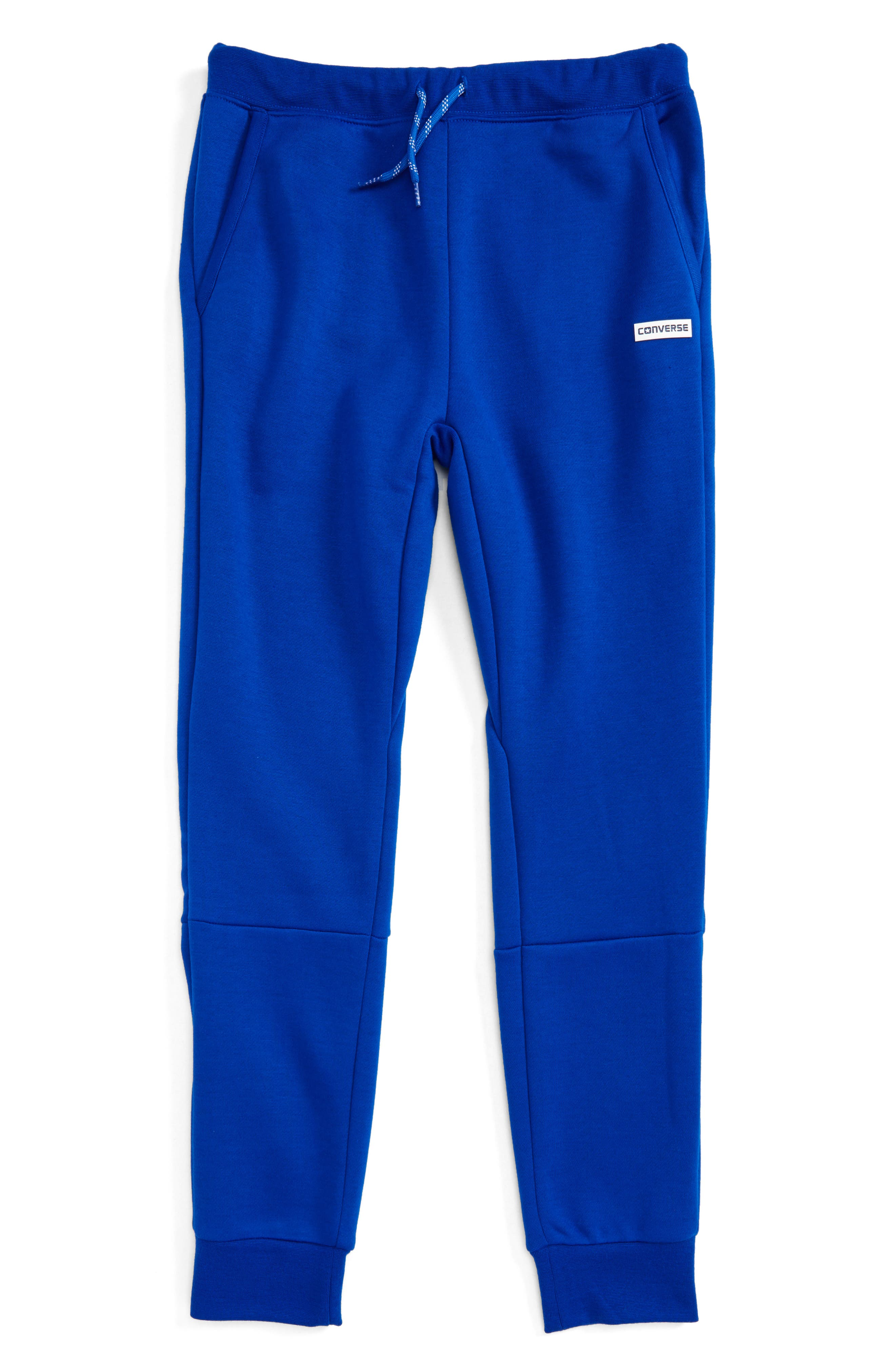Converse Heavyweight Slim Sweatpants (Big Boys)