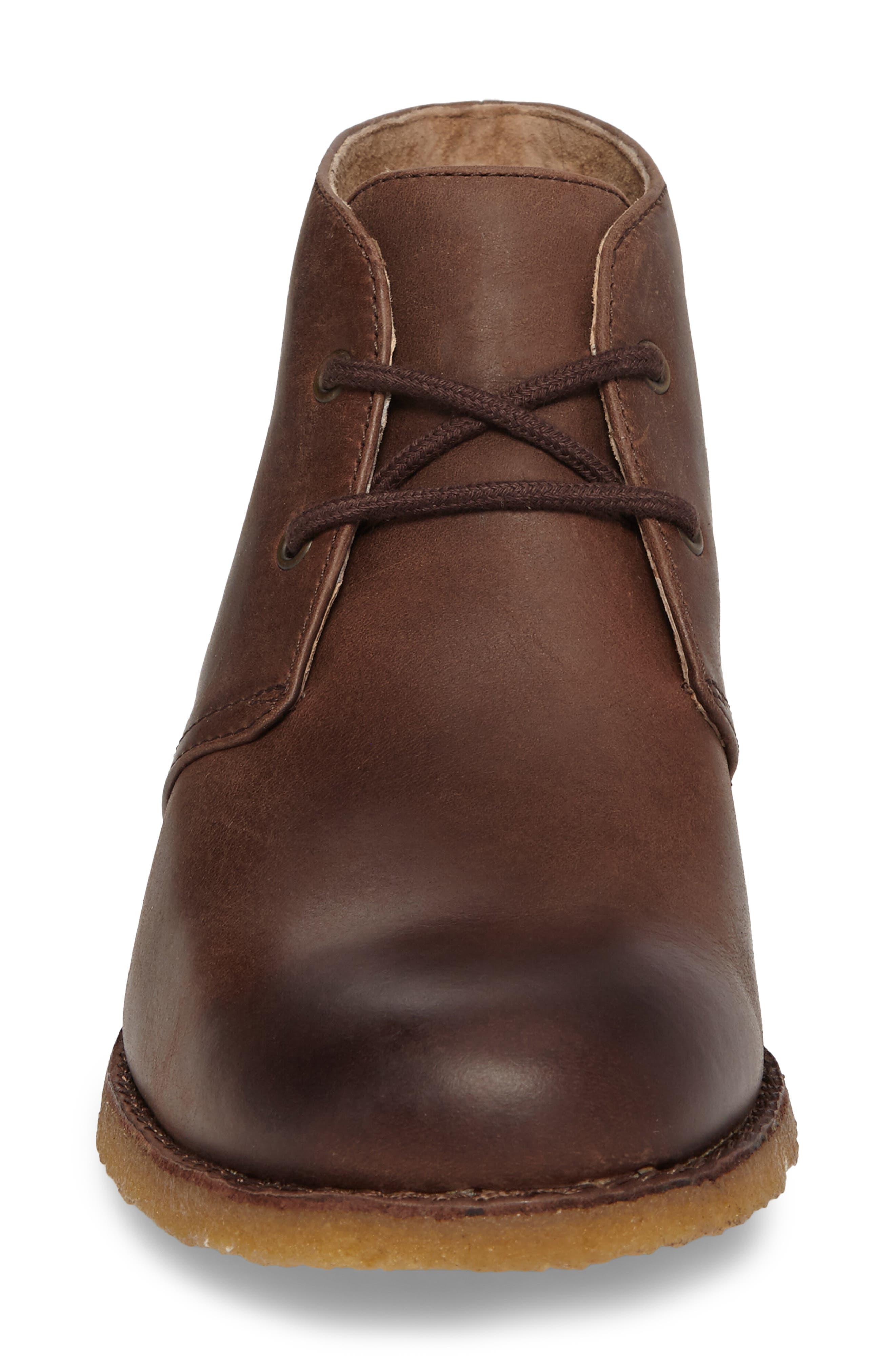 Alternate Image 4  - UGG® Leighton Chukka Boot (Men)