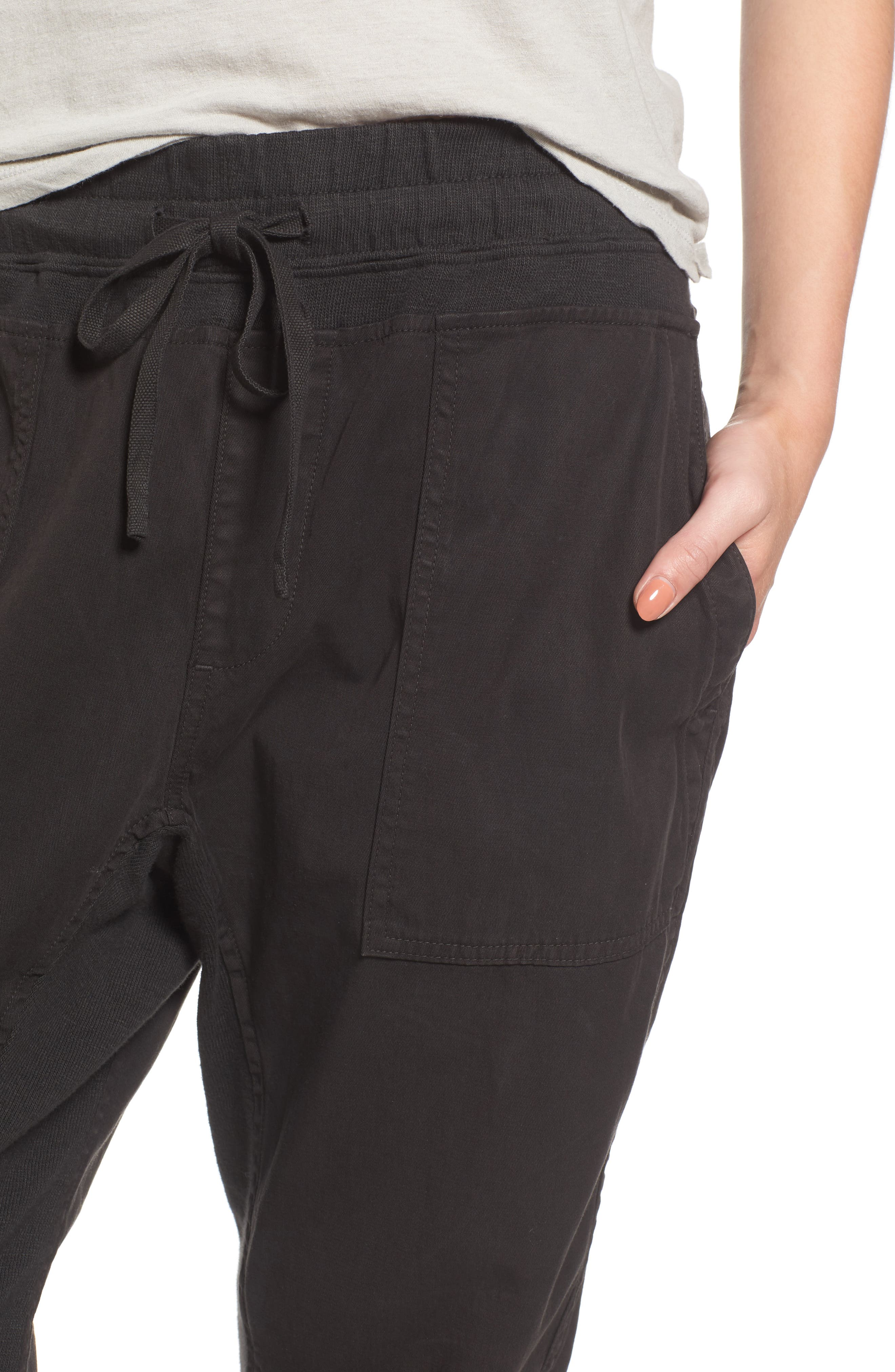 Jogger Pants,                             Alternate thumbnail 4, color,                             Carbon