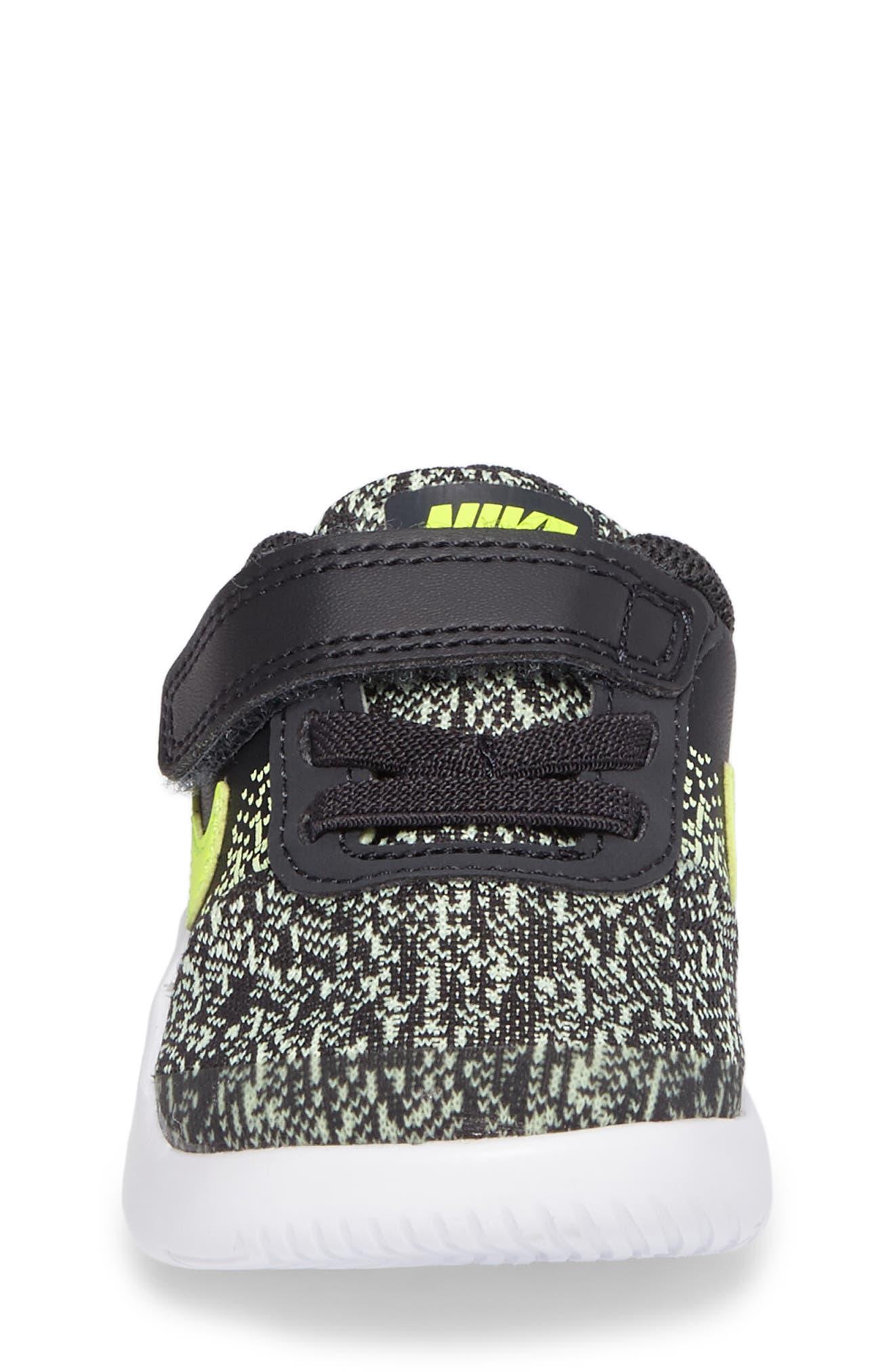 Alternate Image 4  - Nike Flex Contact Sneaker (Baby, Walker & Toddler)