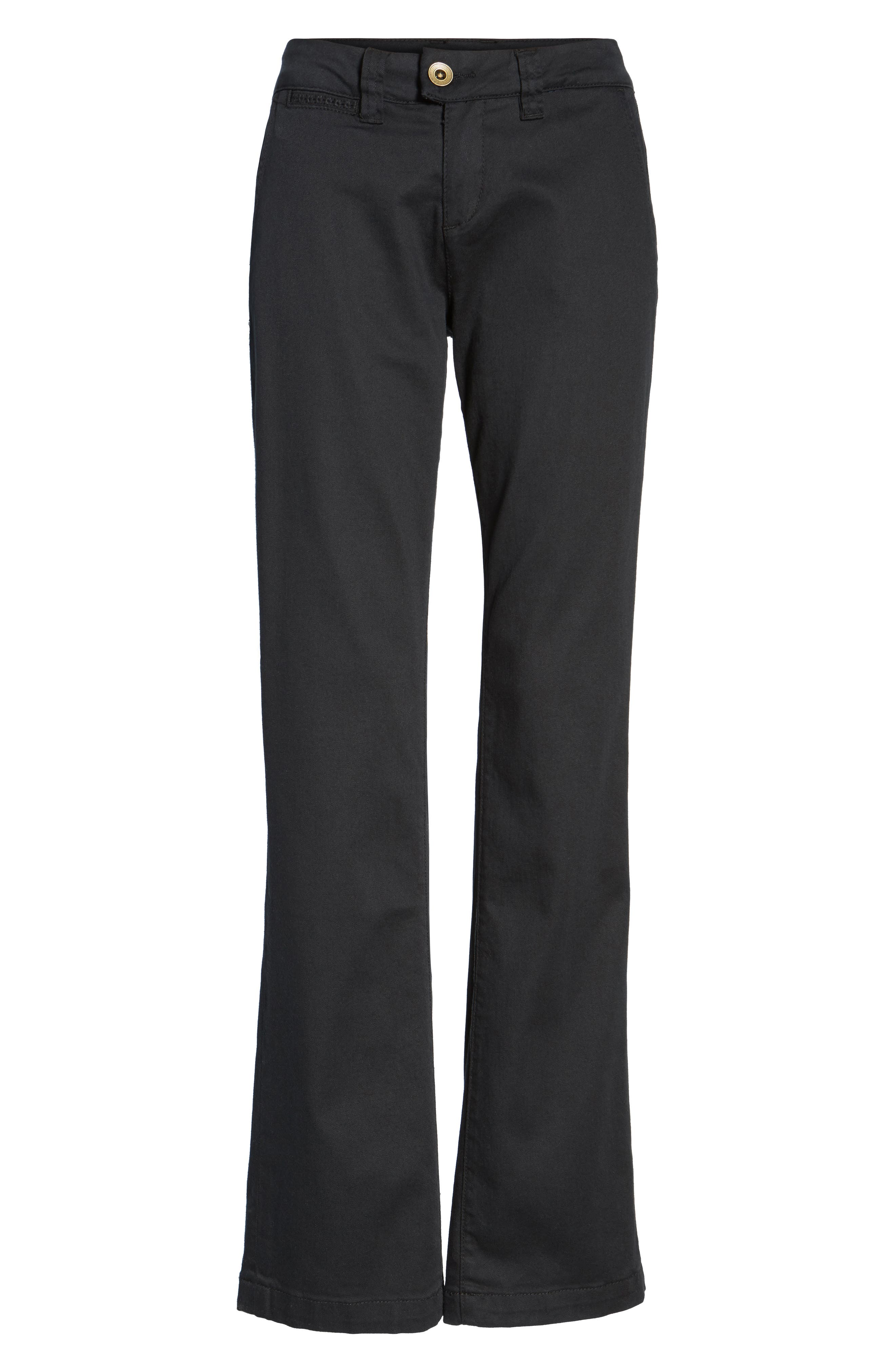 Alternate Image 6  - Jag Jeans Standard Stretch Twill Trousers (Regular & Petite)