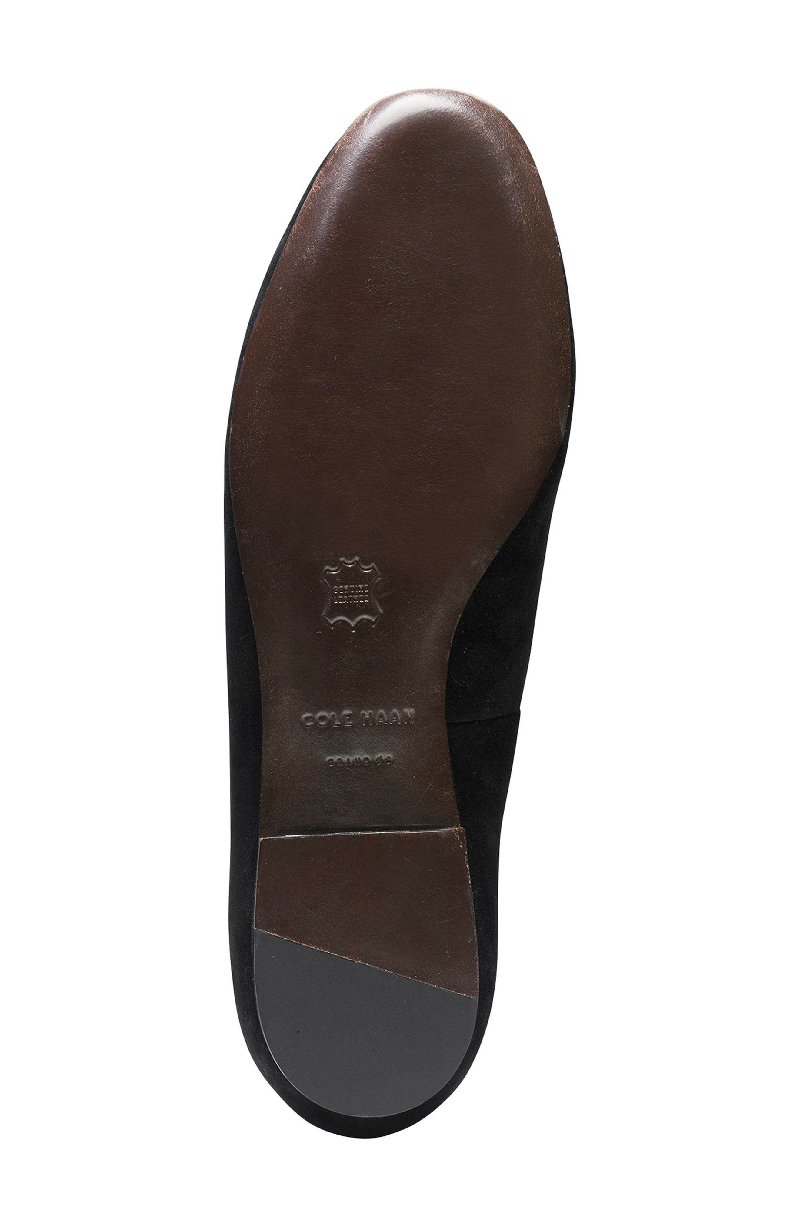 Alternate Image 5  - Cole Haan Tali Bow Loafer (Women)