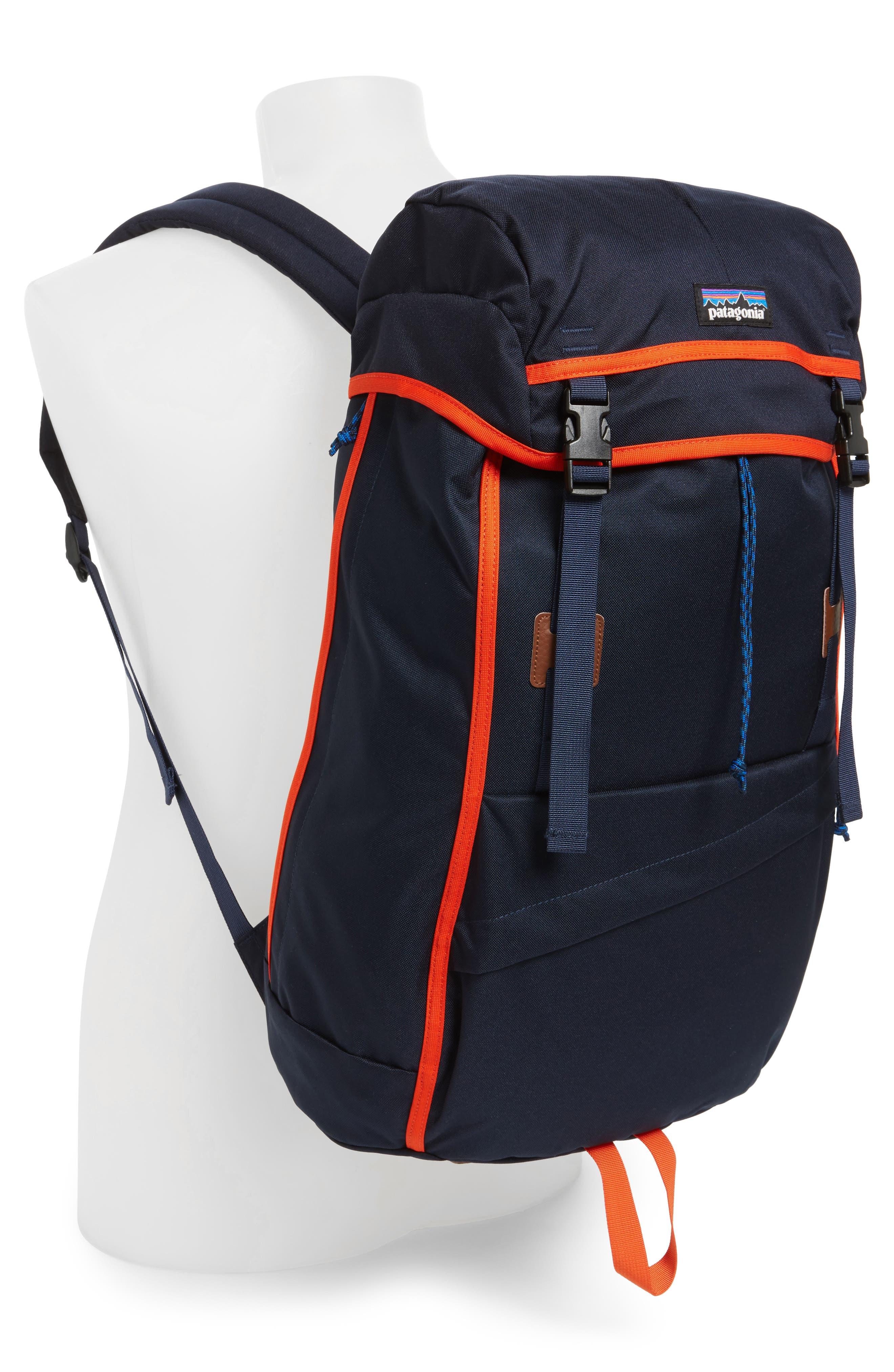 Arbor Grande 32-Liter Backpack,                             Alternate thumbnail 2, color,                             Navy Blue/ Paintbrush Red