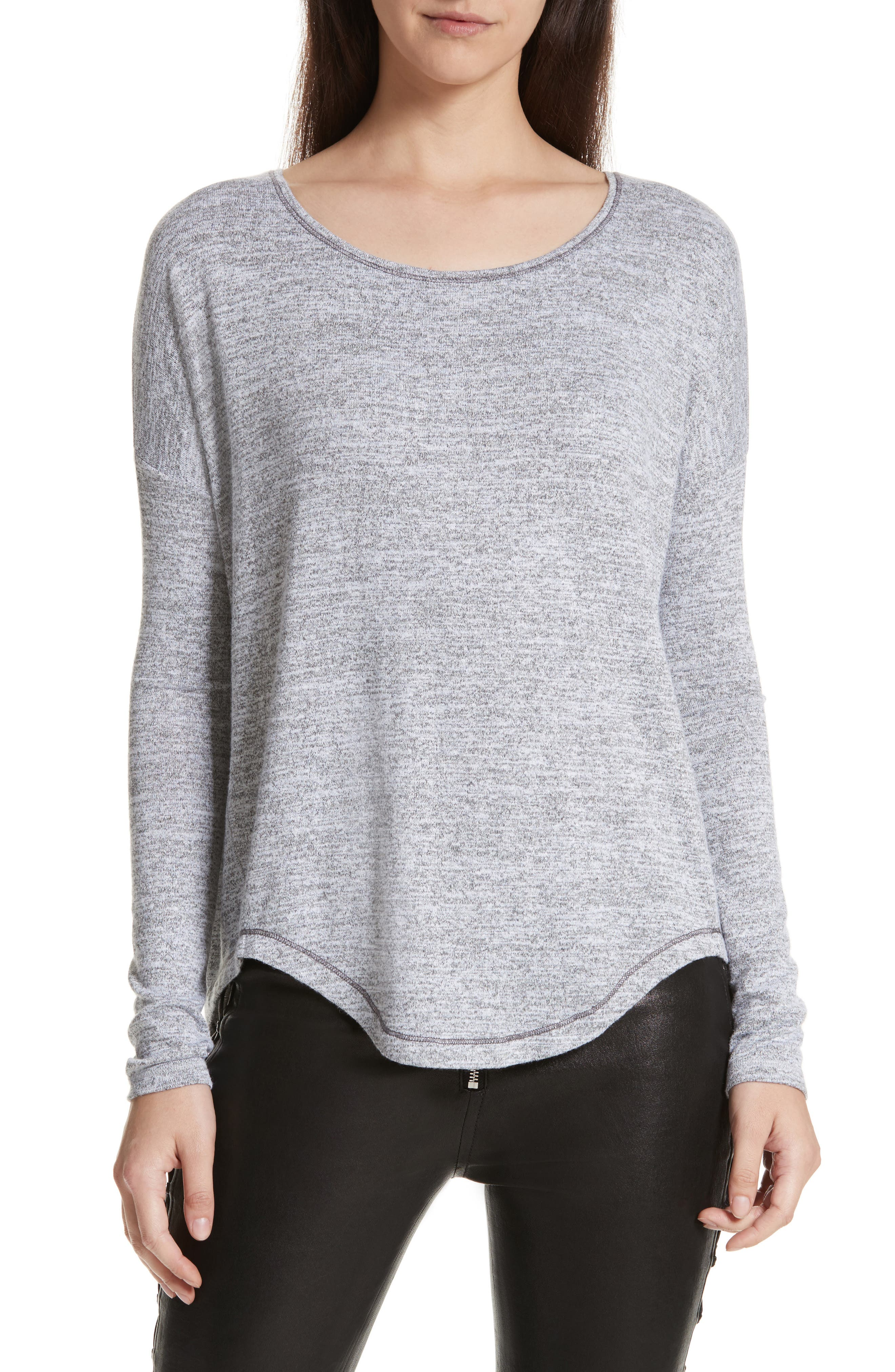 Amelia Tee,                         Main,                         color, Grey