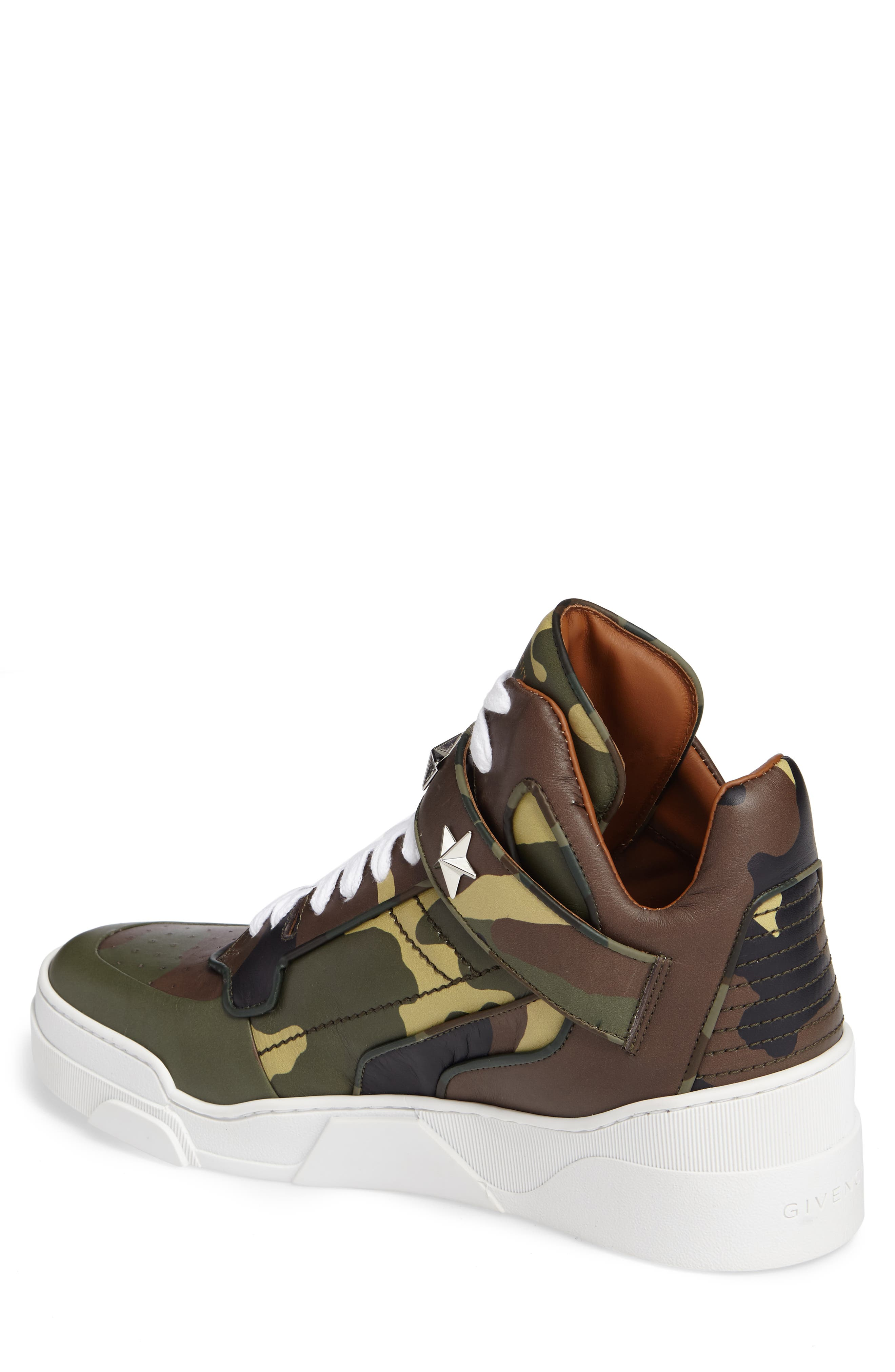 Alternate Image 2  - Givenchy 'Tyson' High Top Sneaker (Men) (Nordstrom Exclusive)