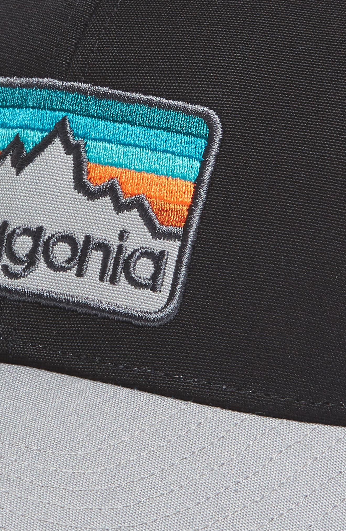 Alternate Image 3  - Patagonia Logo Badge Trucker Hat