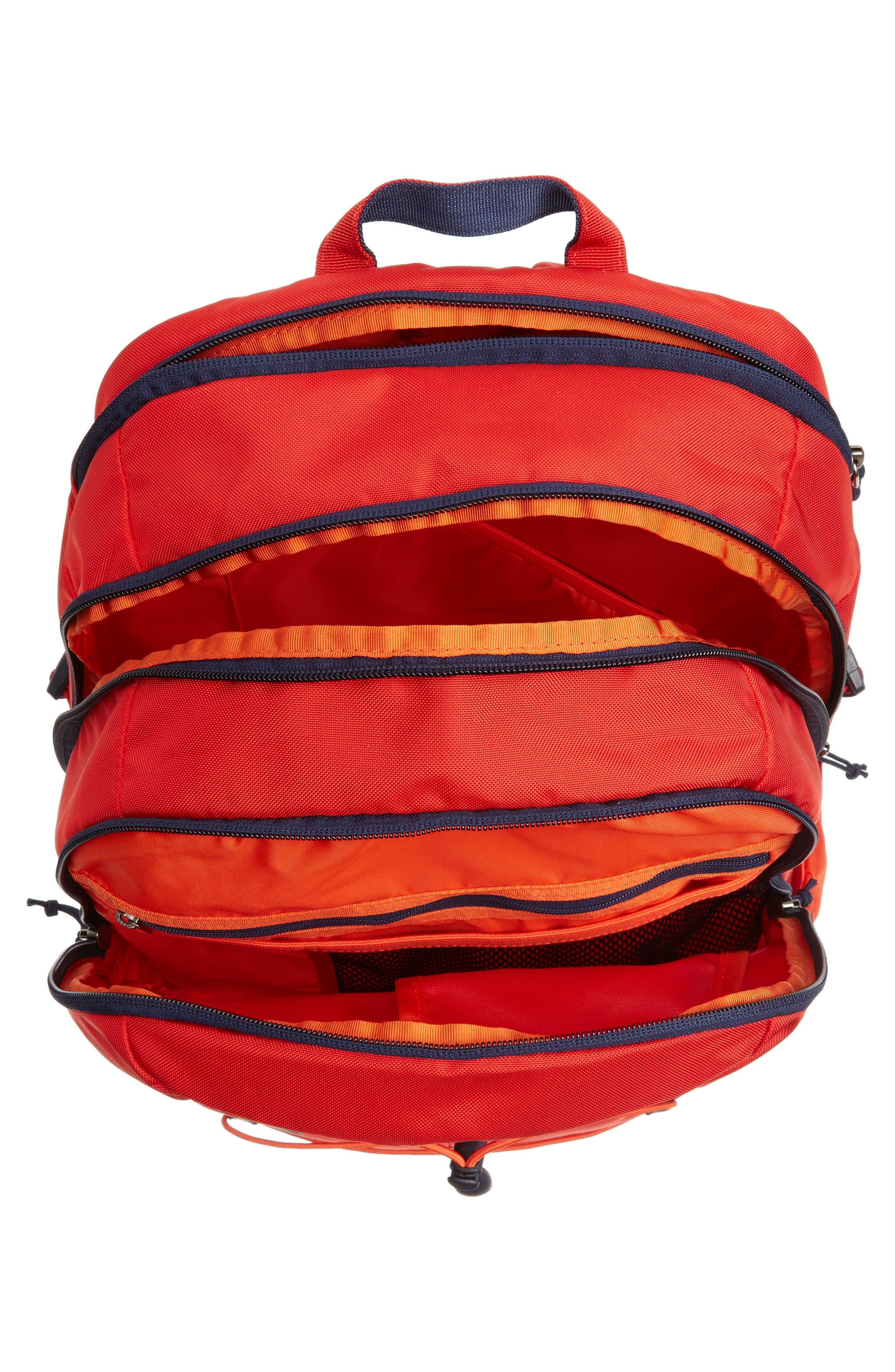 30L Chacabuco Backpack,                             Alternate thumbnail 4, color,                             Paintbrush Red