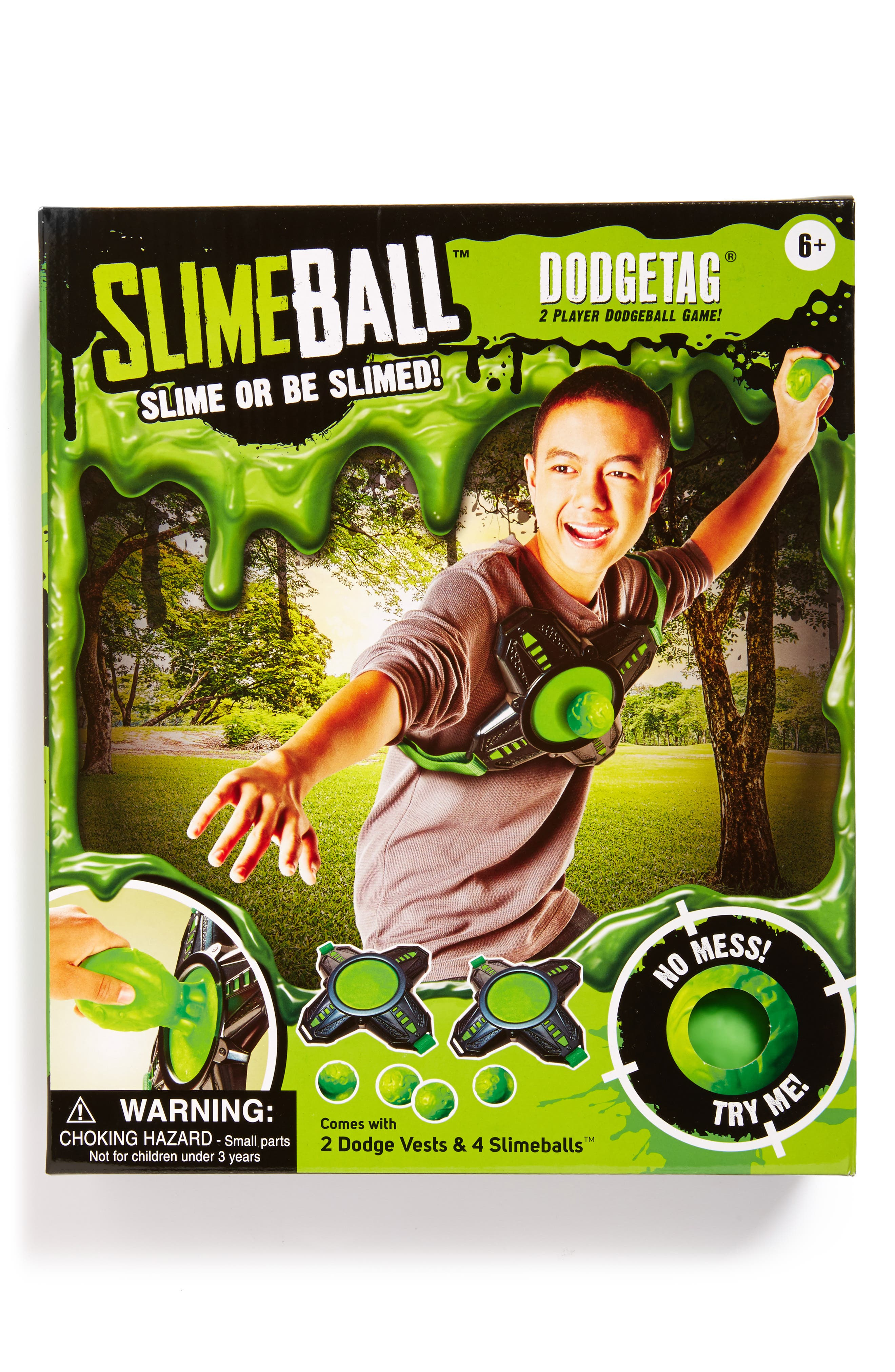 'Slimeball' Dodgetag<sup>®</sup>,                             Alternate thumbnail 2, color,                             Green