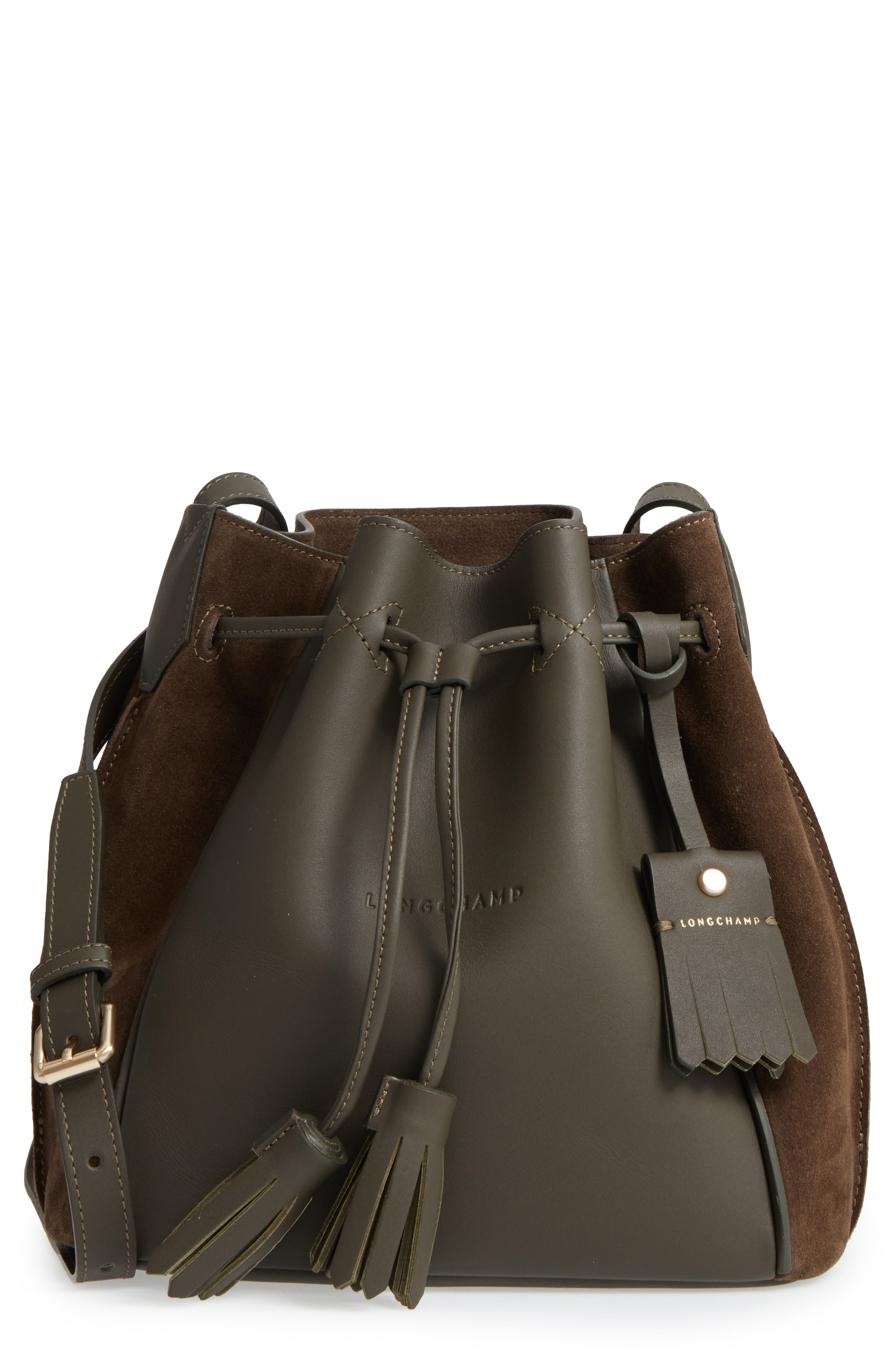 Longchamp Small Penelope Leather Tote