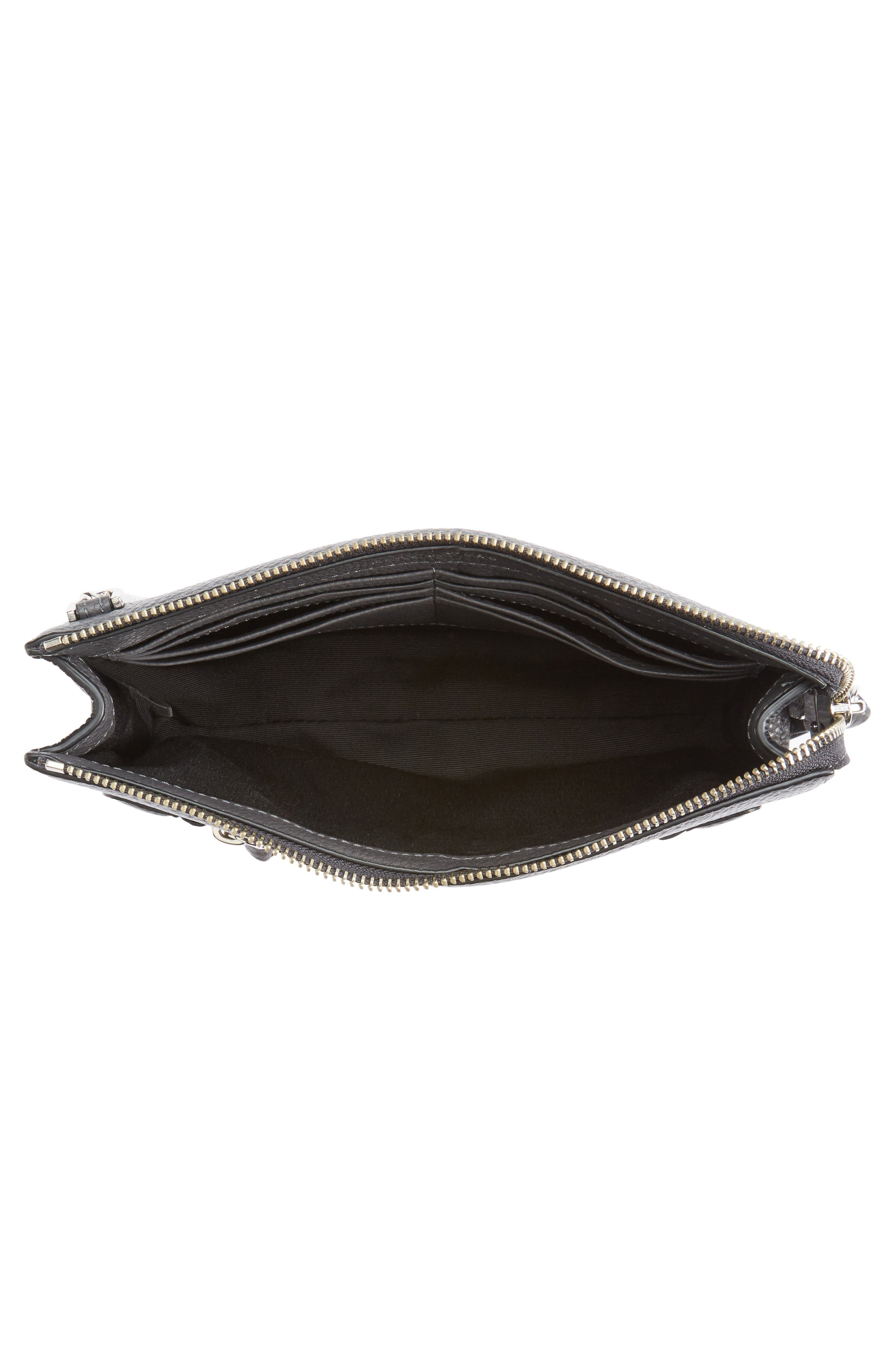 Alternate Image 3  - MARC JACOBS Small Recruit Leather Crossbody Bag