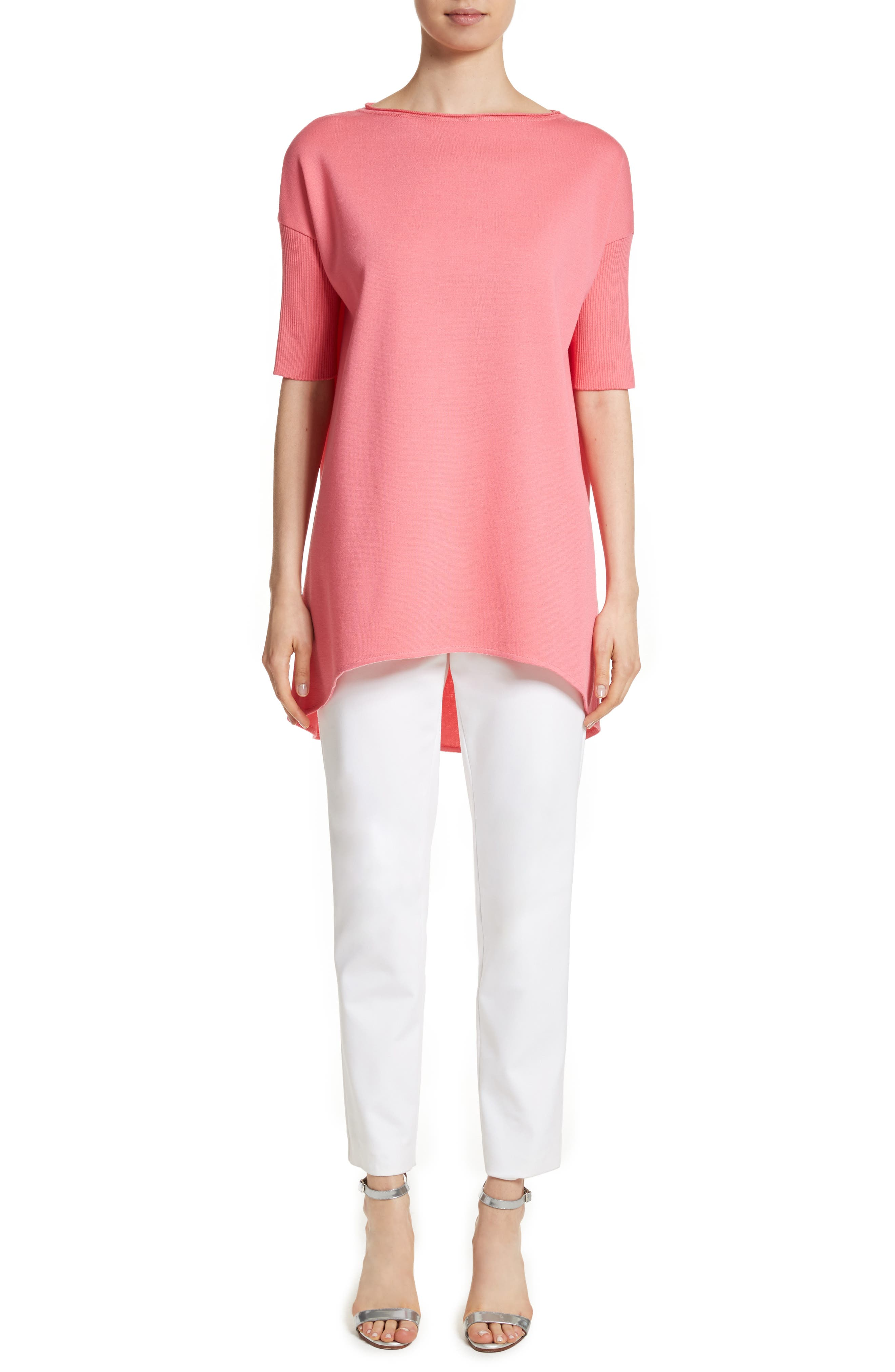 Alternate Image 5  - St. John Collection Milano Knit Tunic