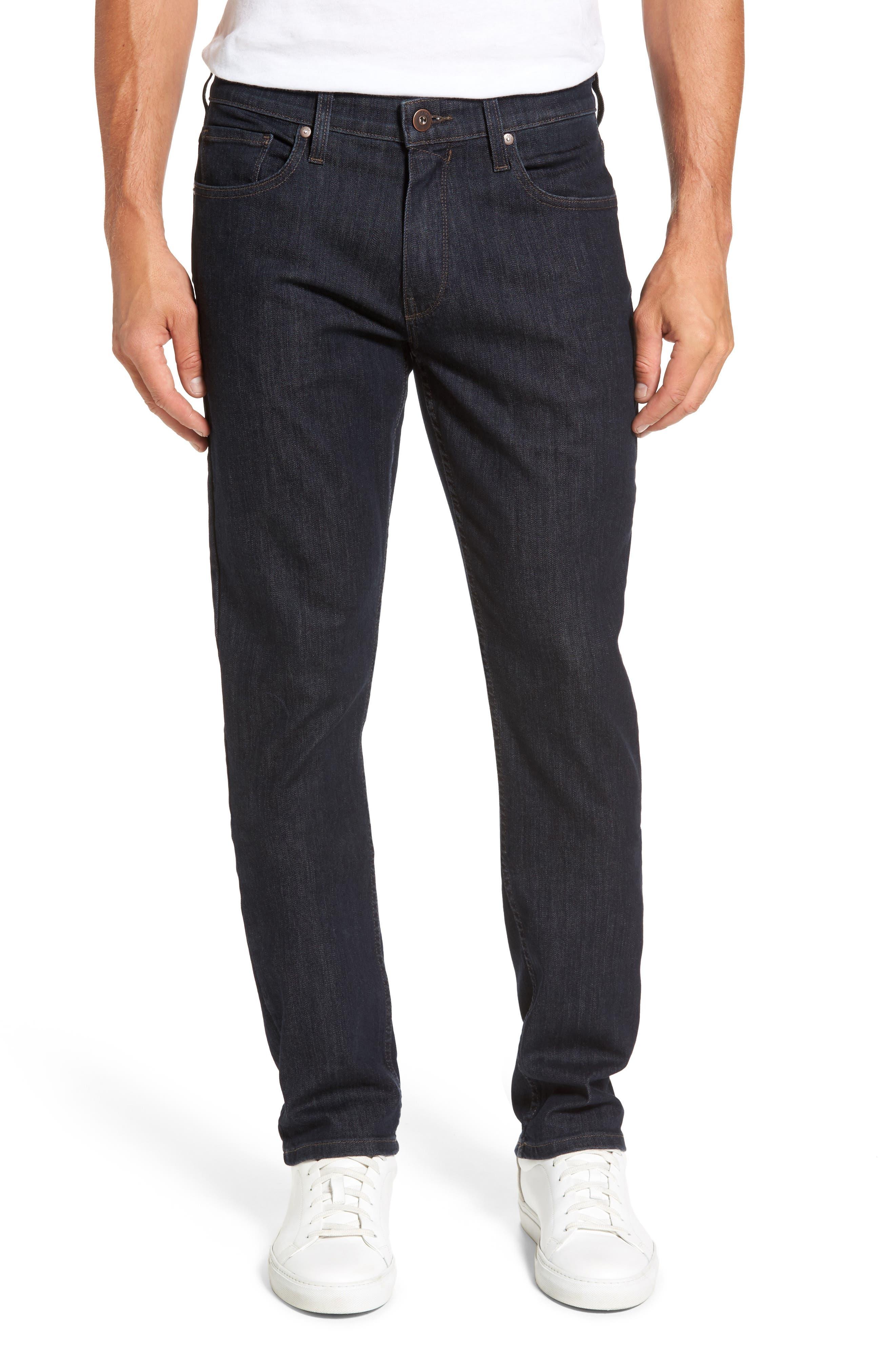 Main Image - PAIGE Legacy - Federal Slim Straight Leg Jeans (Filmore)