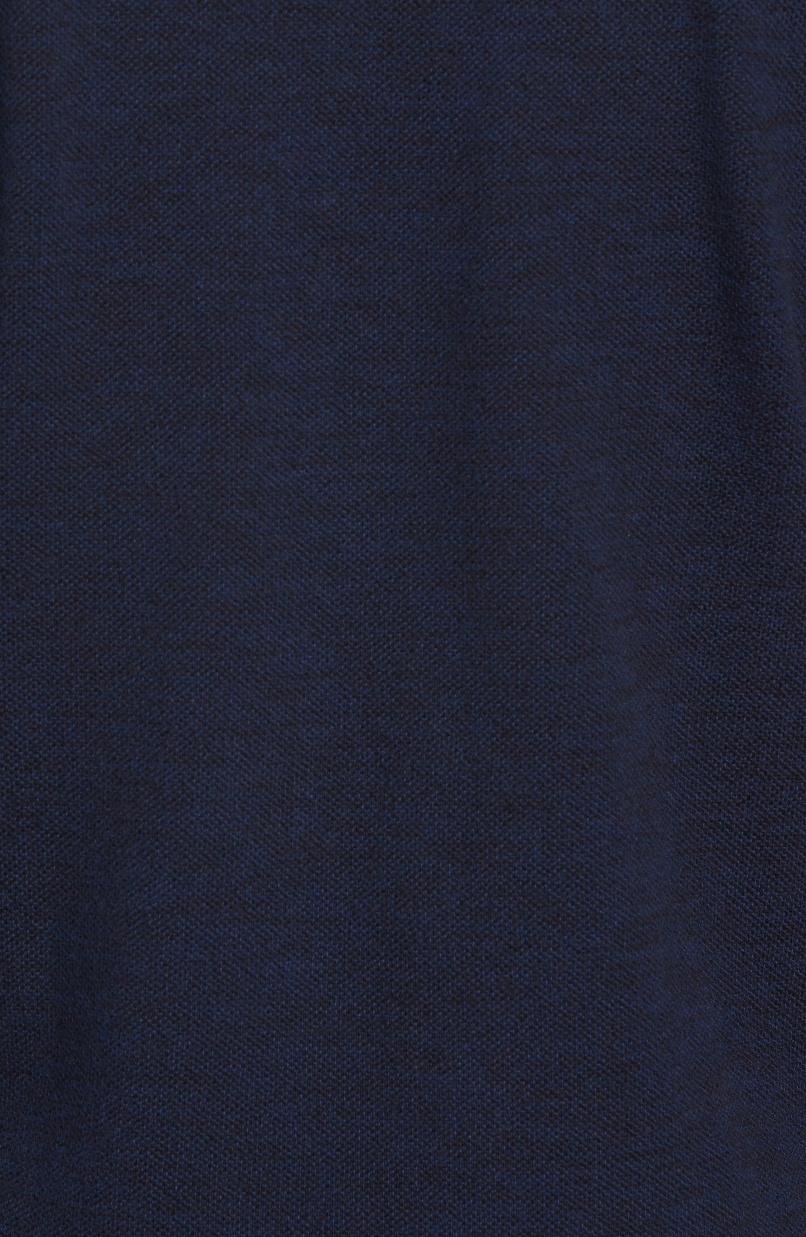 Alternate Image 5  - Nordstrom Men's Shop Hacci Knit Henley (Tall)