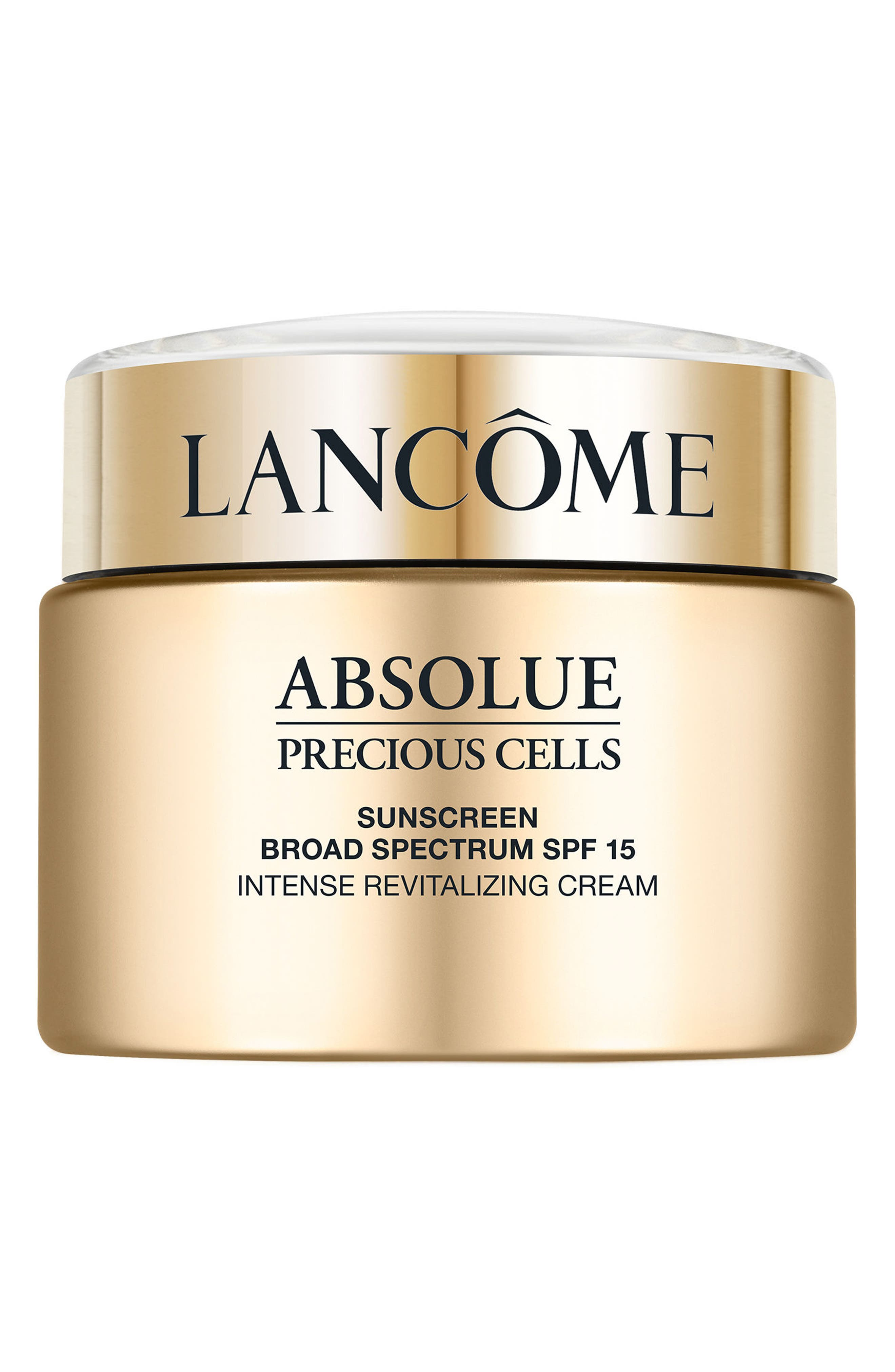 Alternate Image 1 Selected - Lancôme Absolue Precious Cells SPF 15 Repairing and Recovering Moisturizer Cream