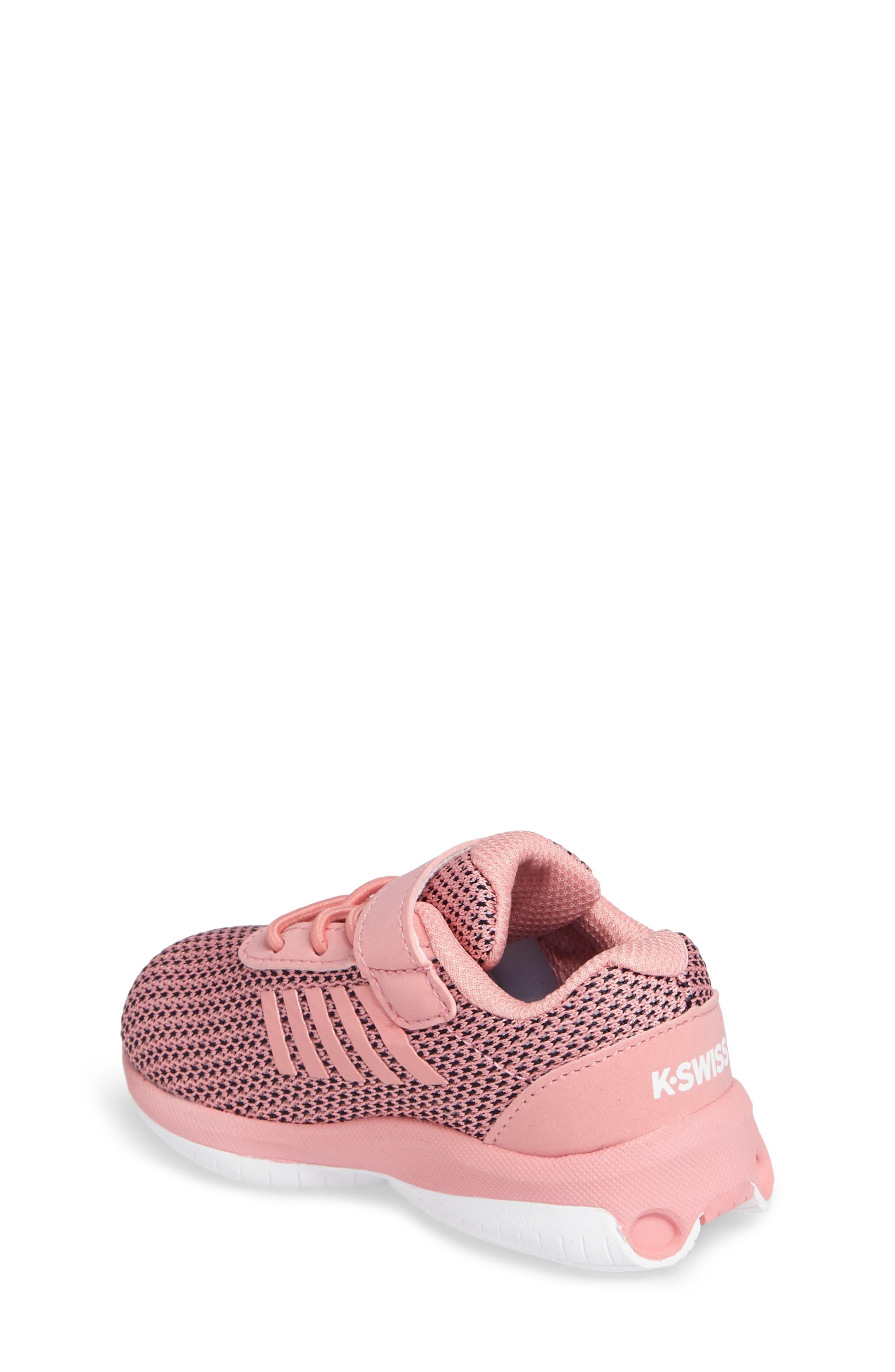 Tubes Infinity Sneaker,                             Alternate thumbnail 2, color,                             Flamingo Pink/ White