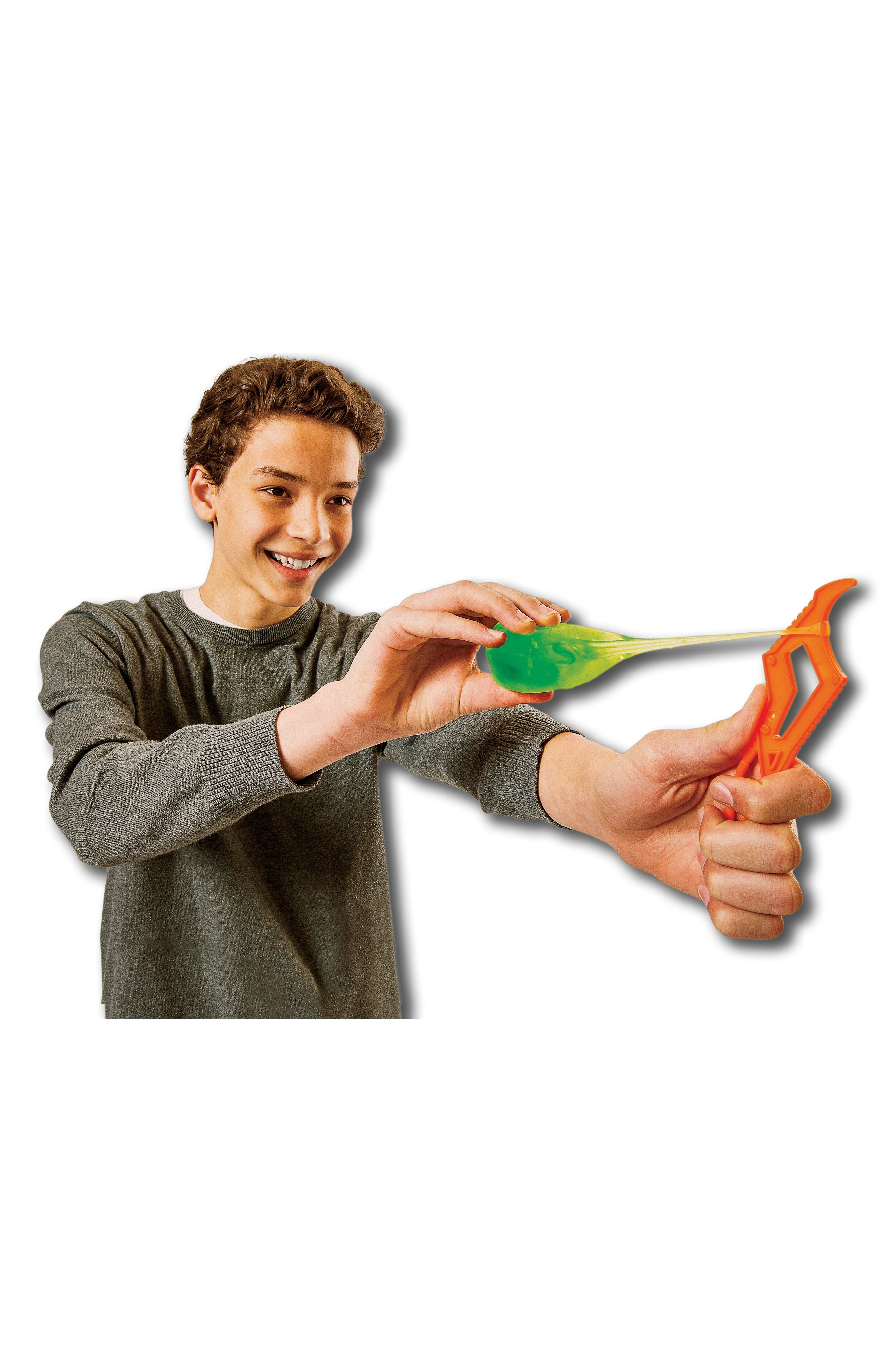 Slimeball Finger Darts,                             Alternate thumbnail 4, color,                             Green