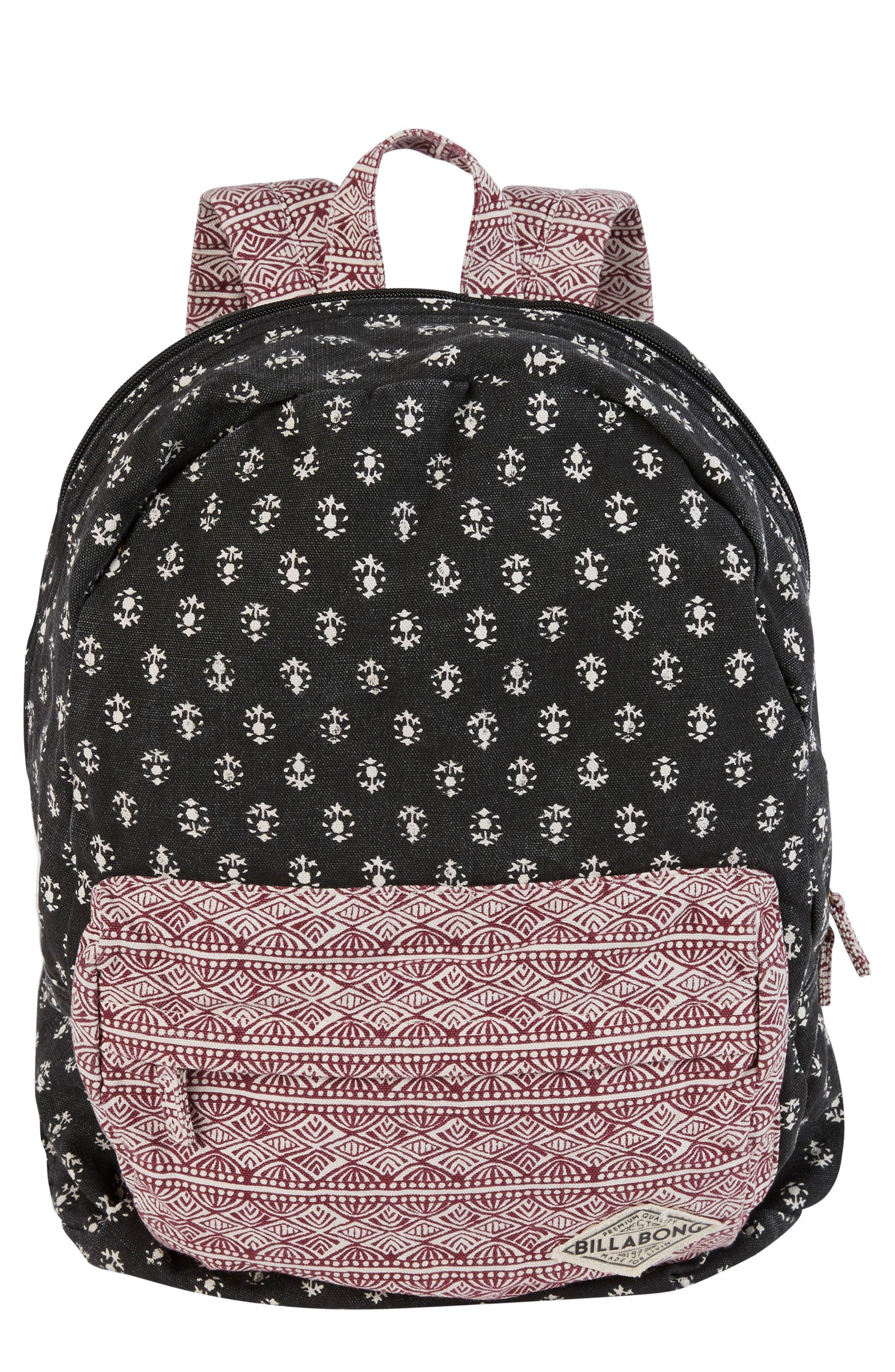 Billabong 'Hand Over Love' Backpack