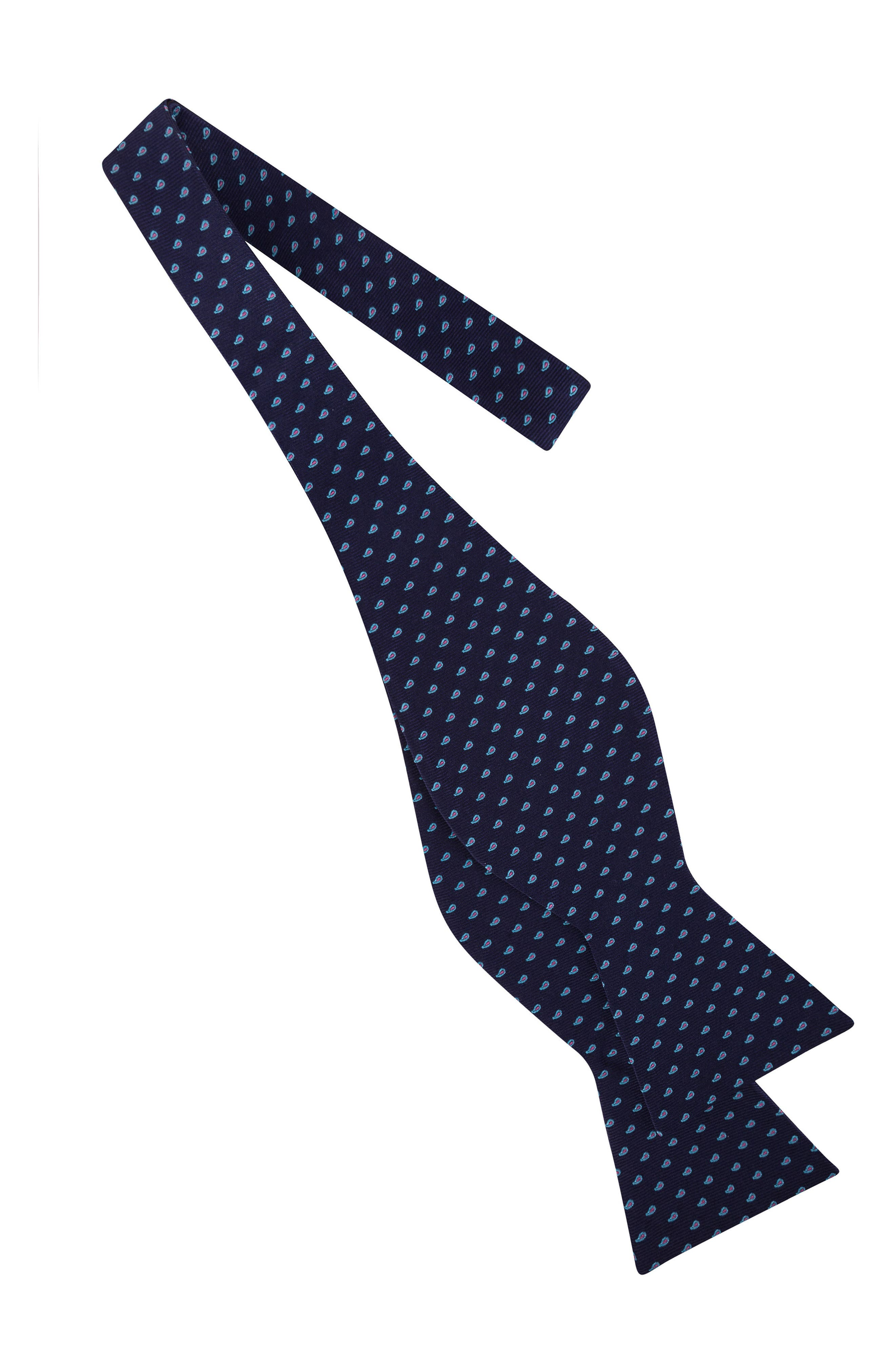 Alternate Image 2  - Ted Baker London Charming Paisley Silk Bow Tie