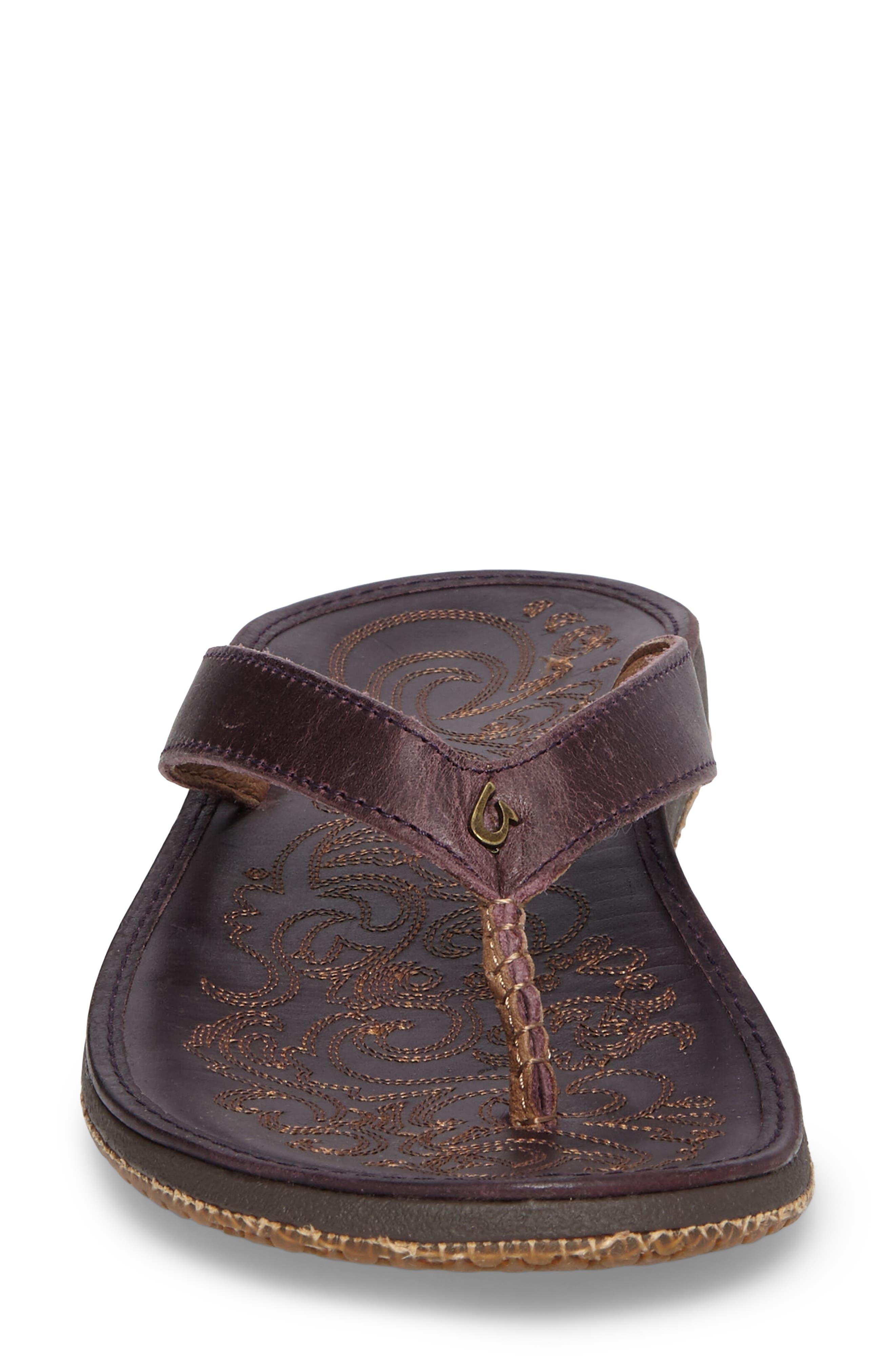 Alternate Image 4  - OluKai 'Paniolo' Thong Sandal