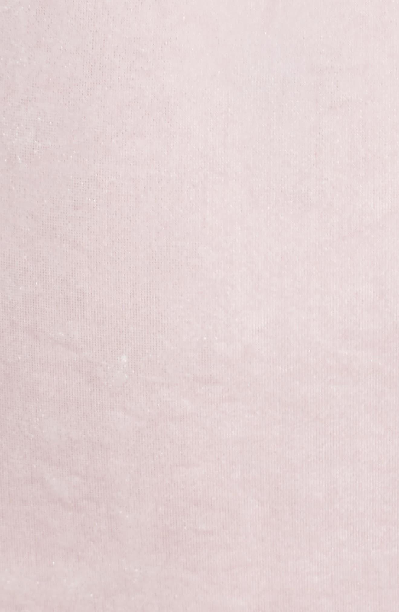 Alternate Image 4  - Free People Intimately FP Viper Velvet Chemise