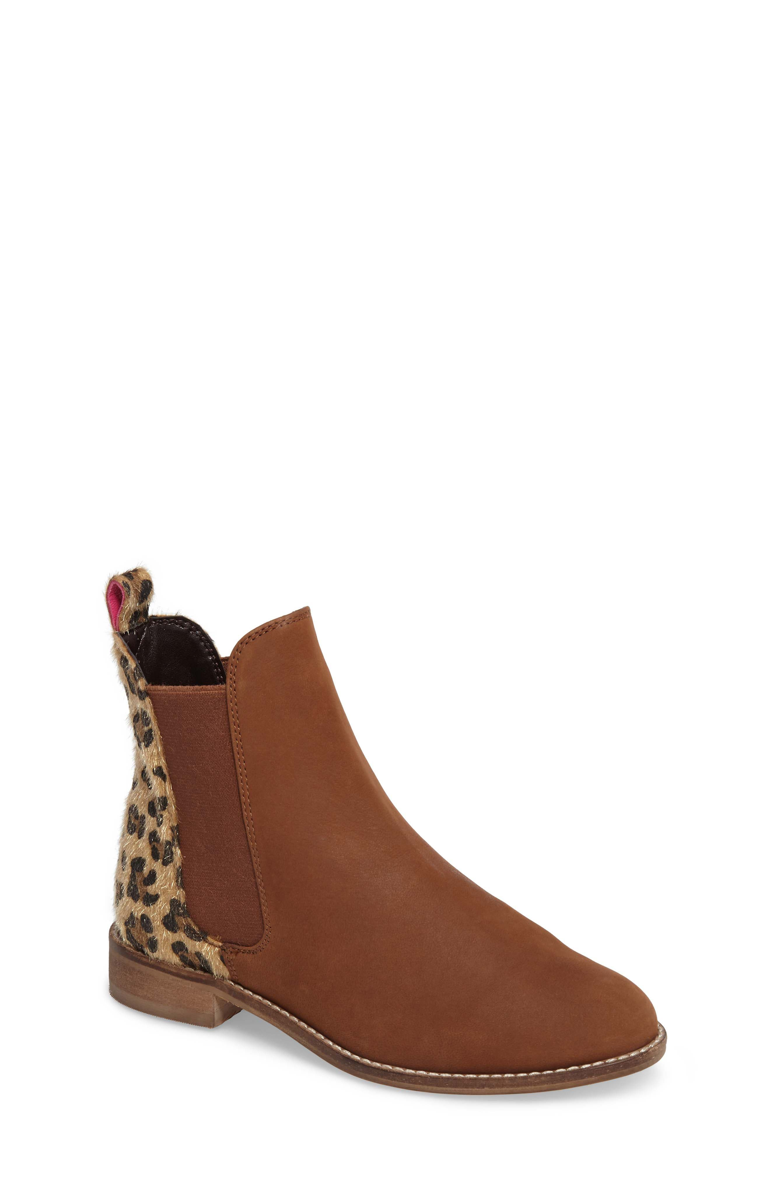 Main Image - Joules Chelsea Boot (Toddler & Little Kid)