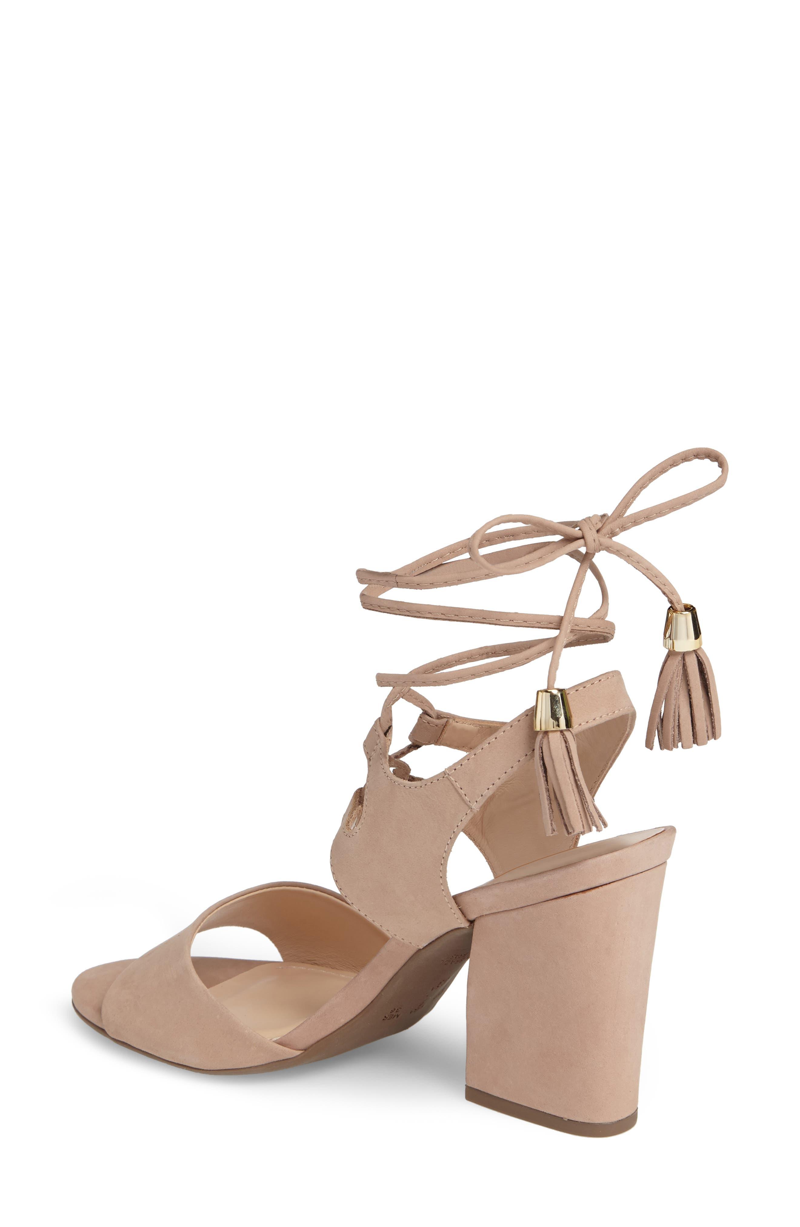 Alternate Image 2  - Klub Nico Kaira Ankle Wrap Sandal (Women)