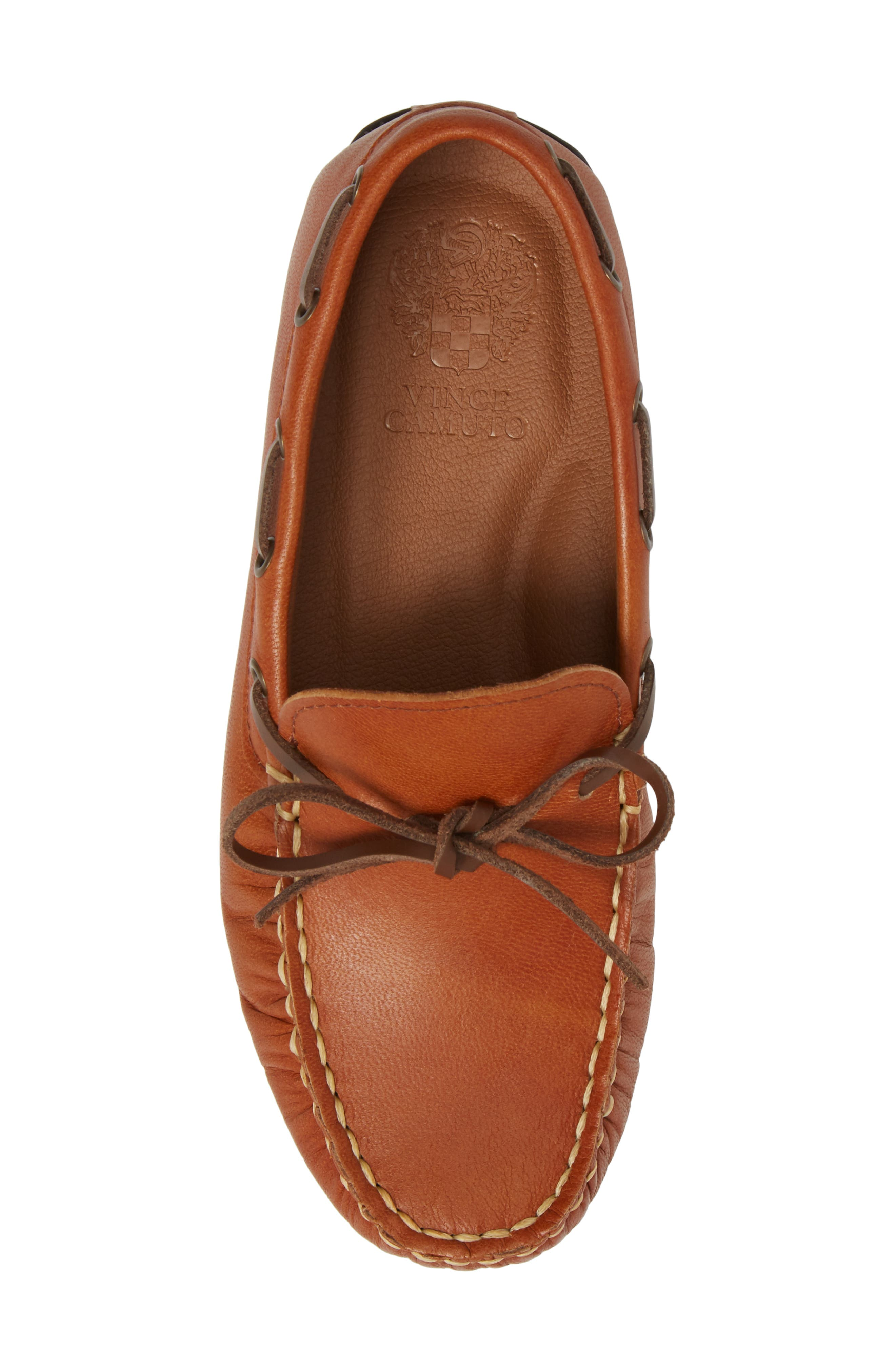 Doile Loafer,                             Alternate thumbnail 5, color,                             Naturale Leather