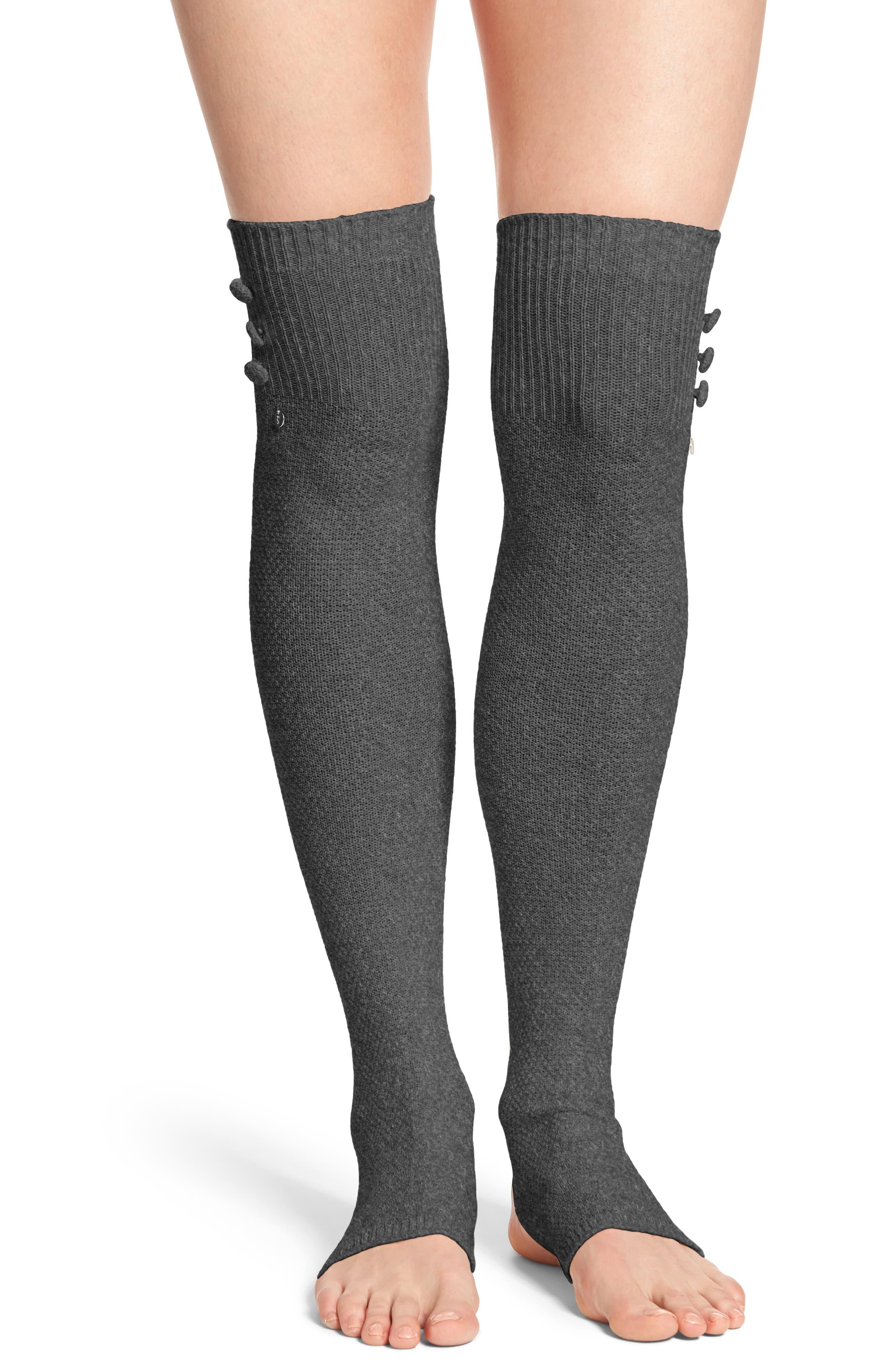Alternate Image 1 Selected - ToeSox Rae Leg Warmers