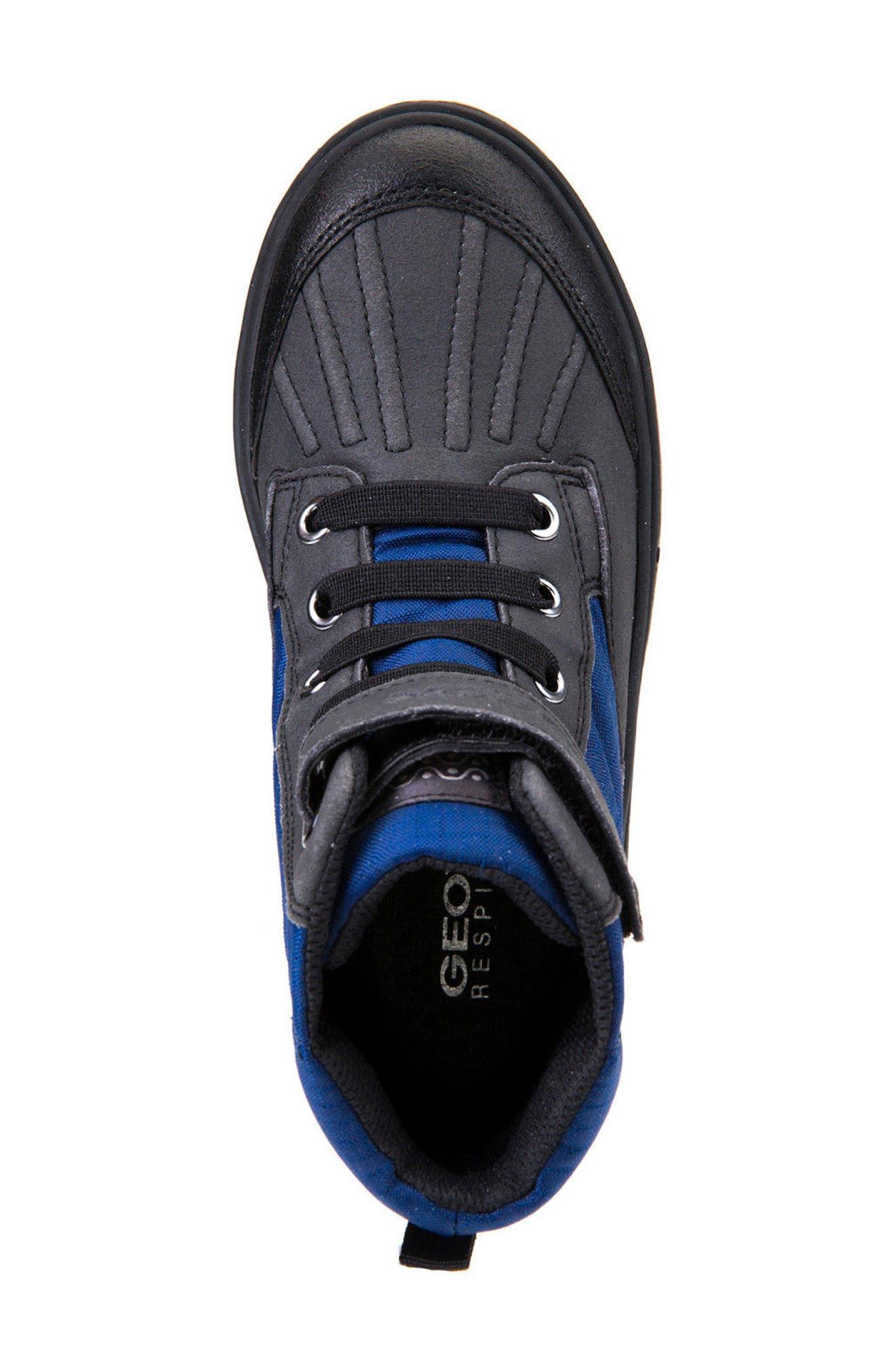 Alternate Image 5  - Geox 'Mattias - ABX' Amphibiox® Waterproof Sneaker (Toddler, Little Kid & Big Kid)