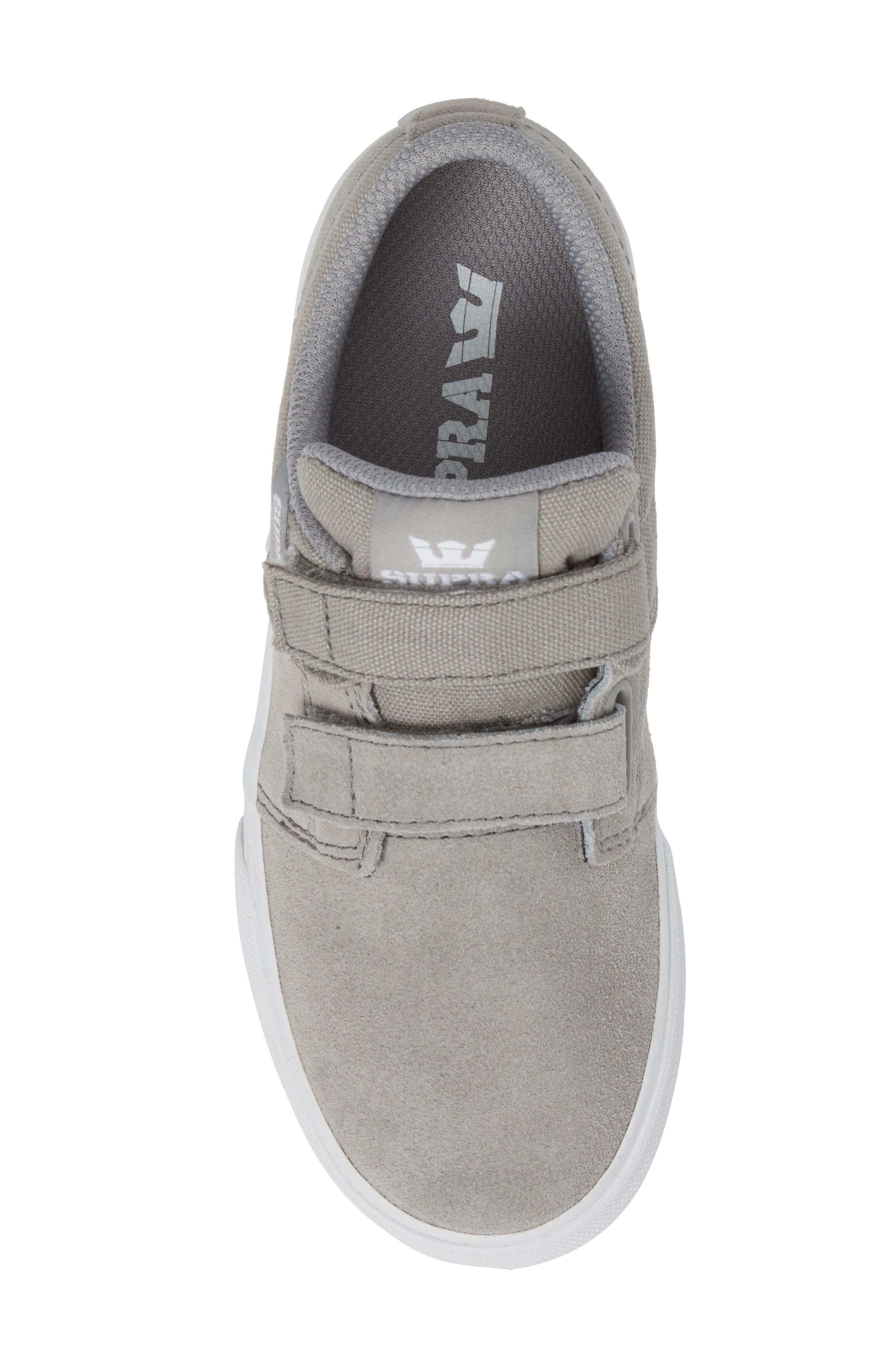 Alternate Image 5  - Supra Stacks Low Top Sneaker (Toddler, Little Kid & Big Kid)