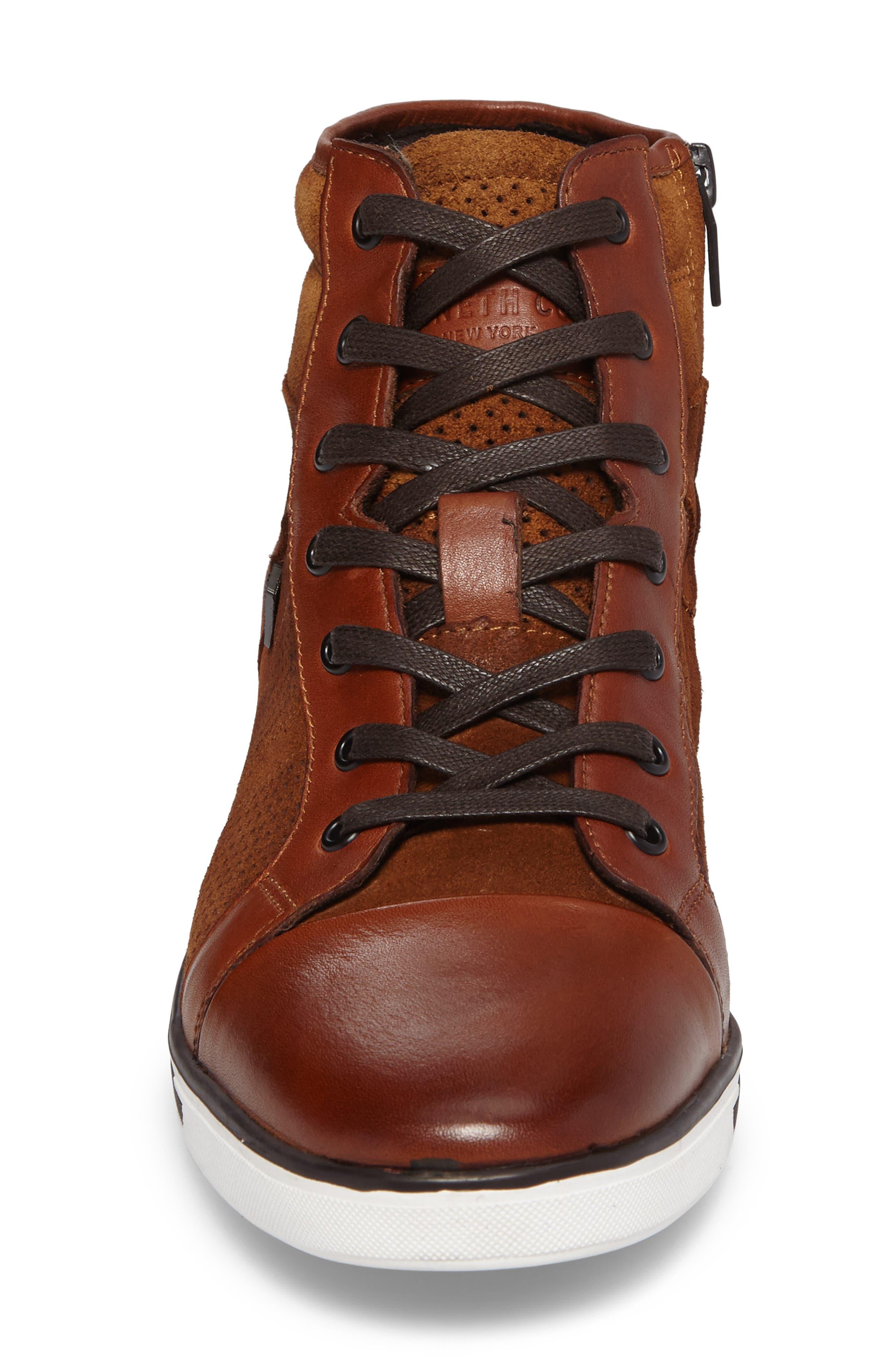 Alternate Image 4  - Kenneth Cole New York Initial Point Sneaker (Men)