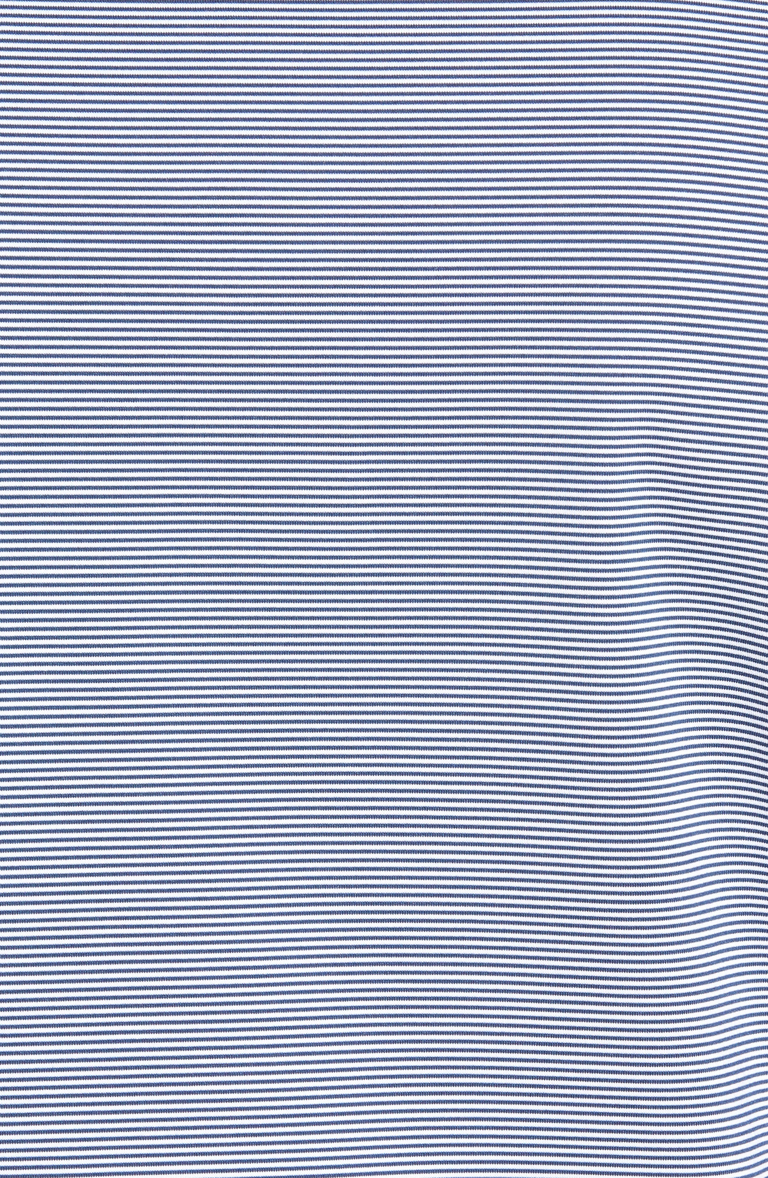 Alternate Image 5  - Peter Millar Sean Jubilee Stripe Jersey Polo