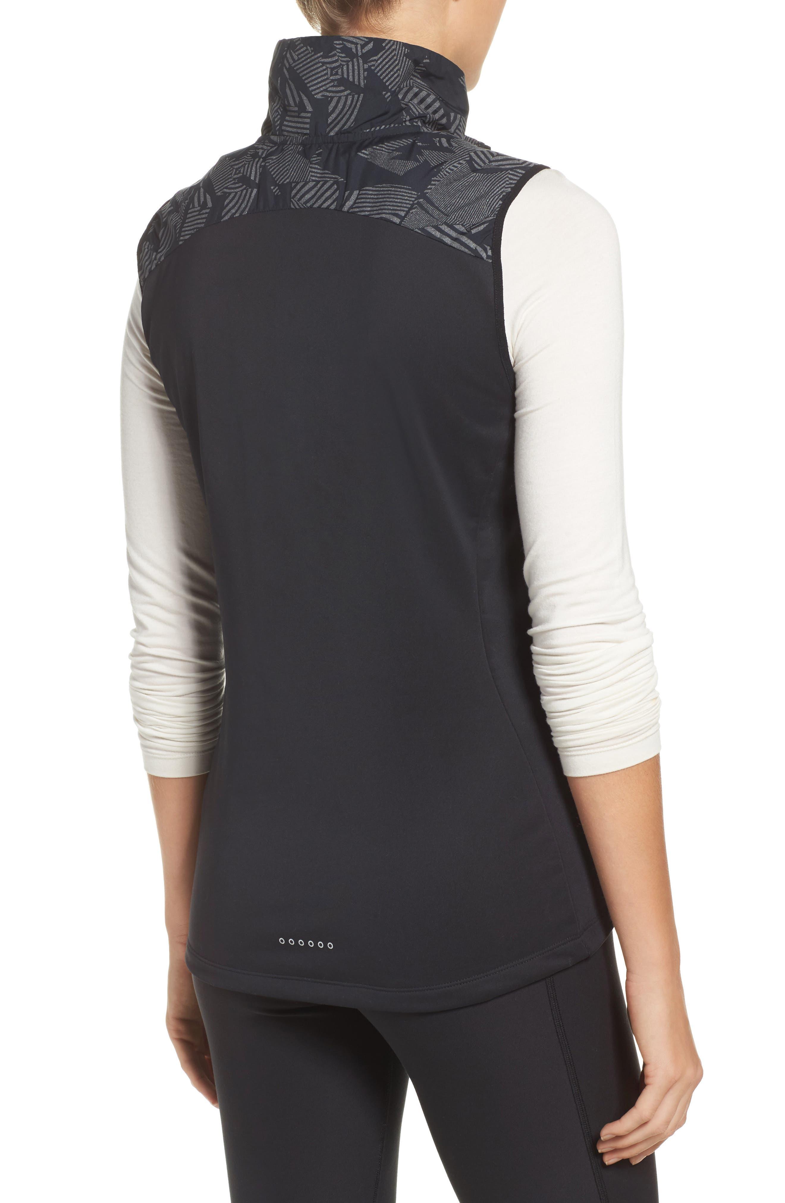 Alternate Image 3  - Nike Essential Flash Running Vest