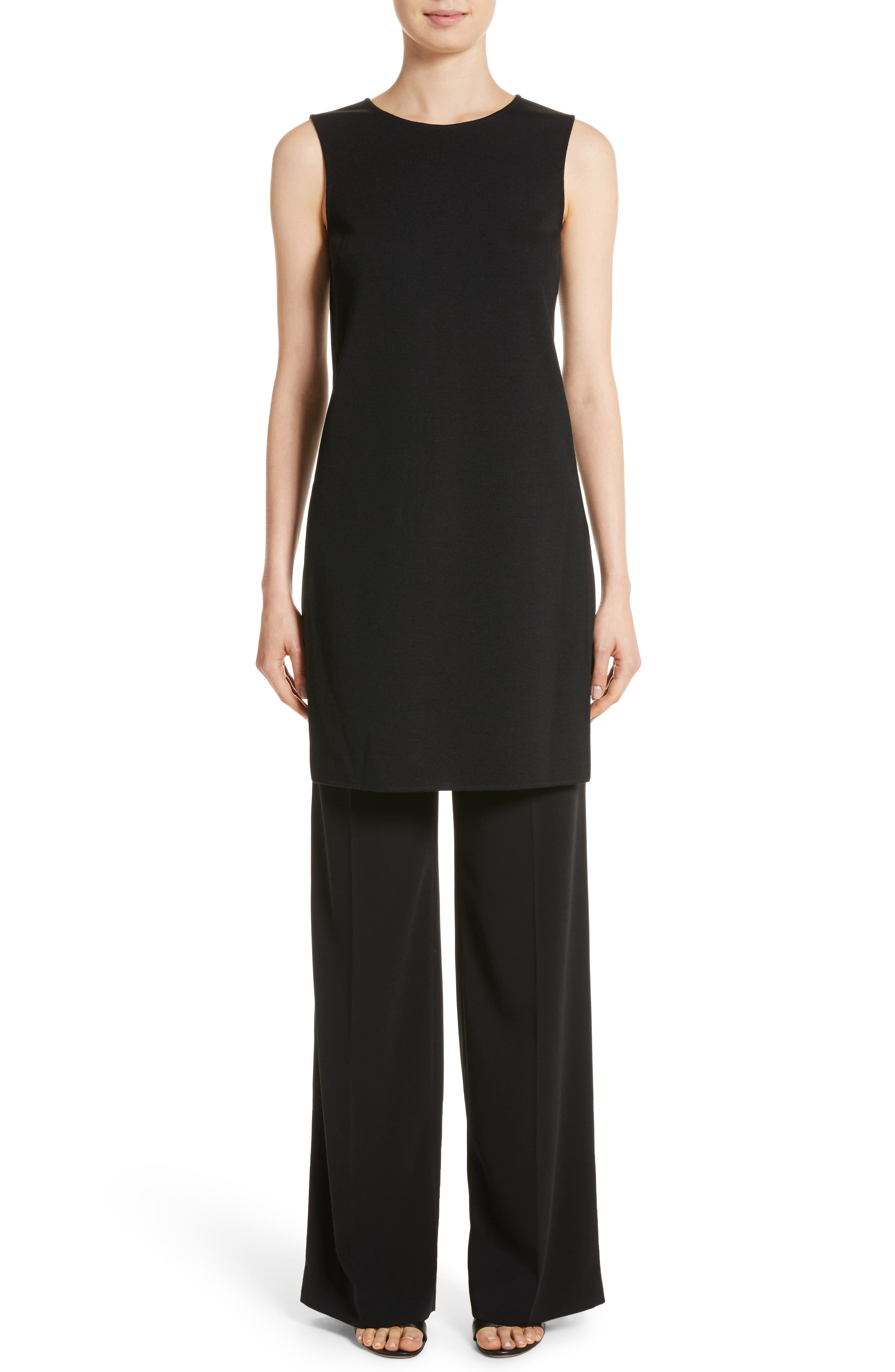 Alternate Image 9  - St. John Collection Classic Stretch Cady Pants