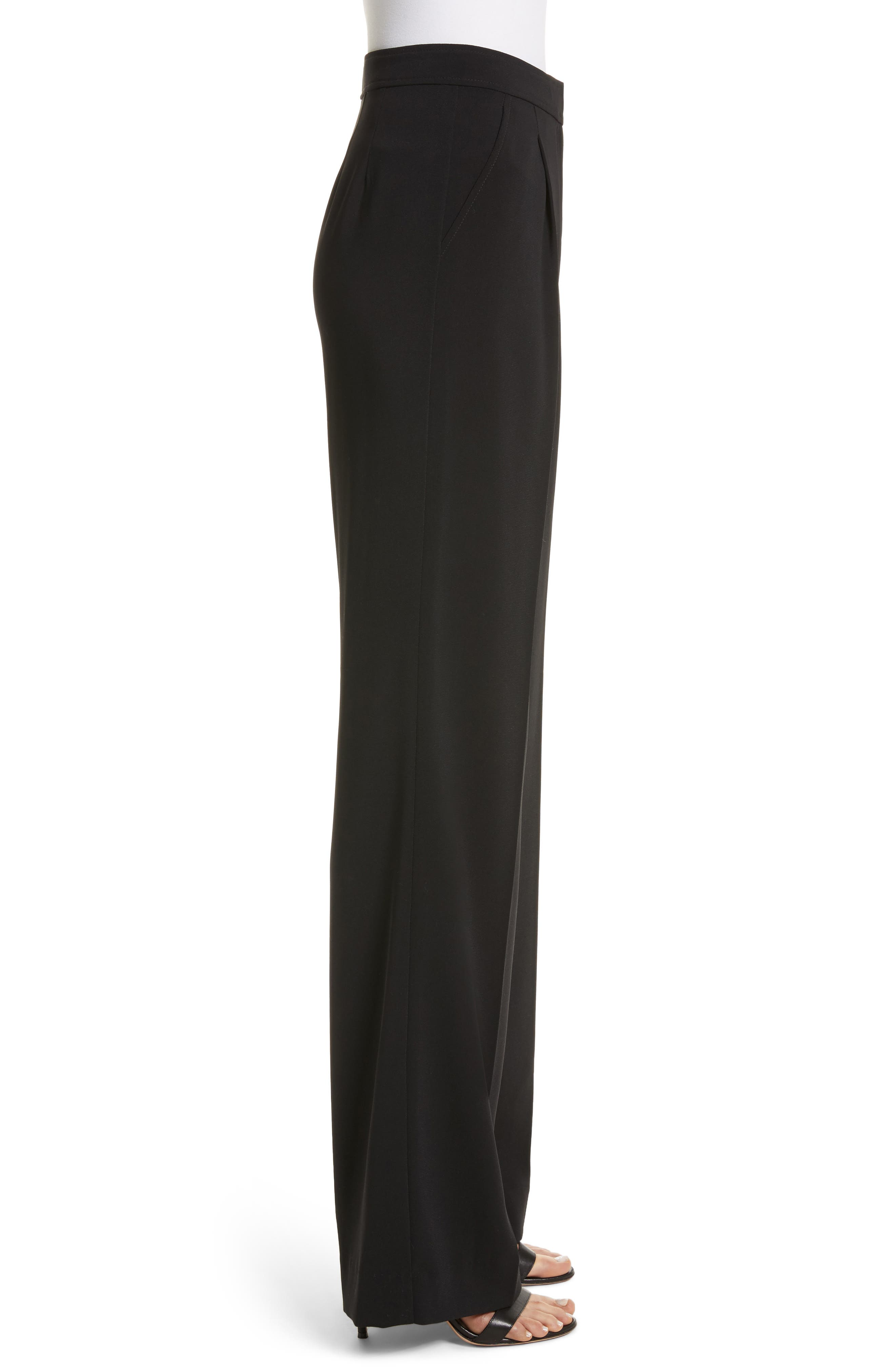 Alternate Image 3  - St. John Collection Classic Stretch Cady Pants