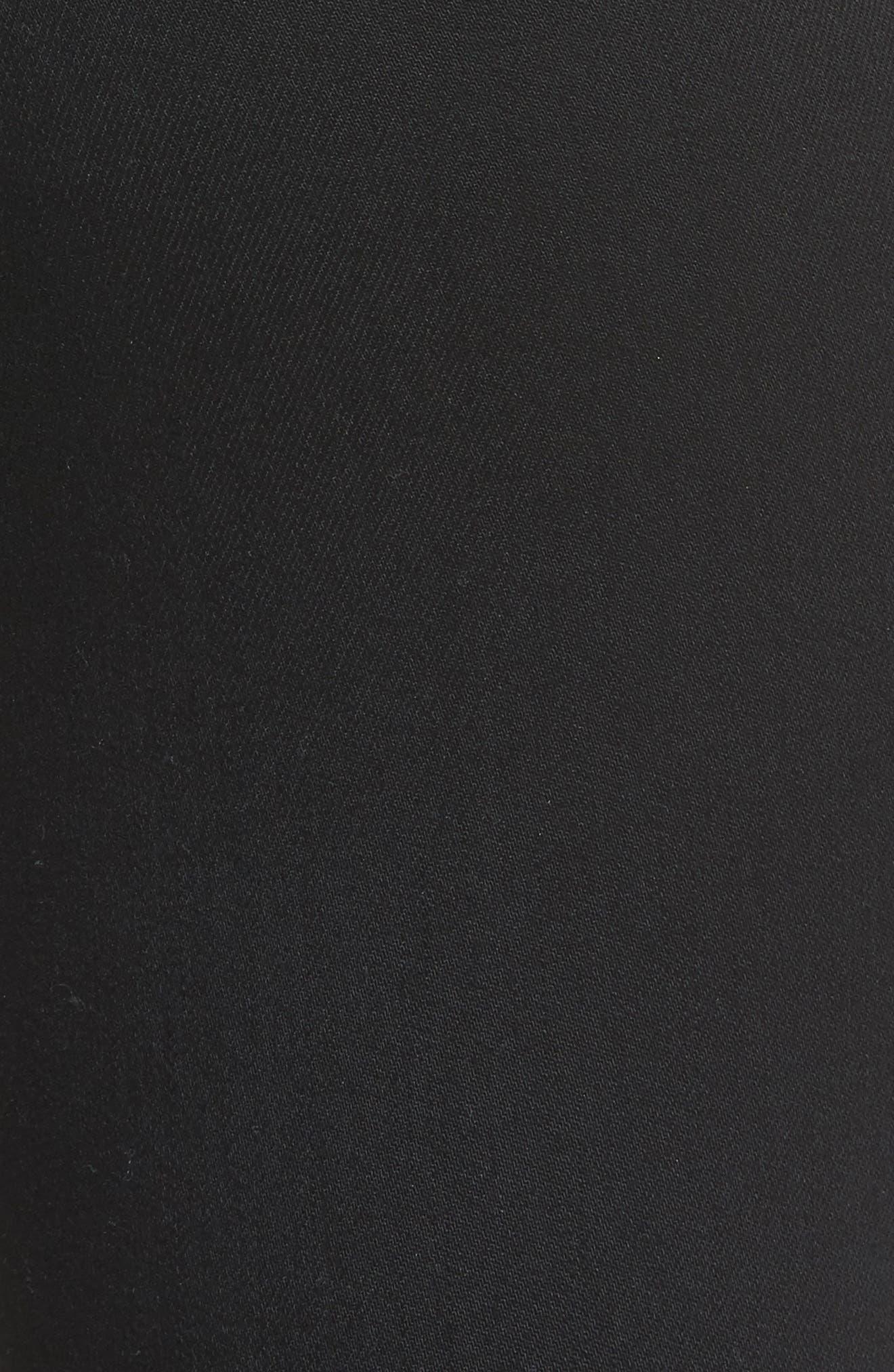 Alternate Image 6  - Treasure & Bond Charity High Waist Crop Skinny Jeans