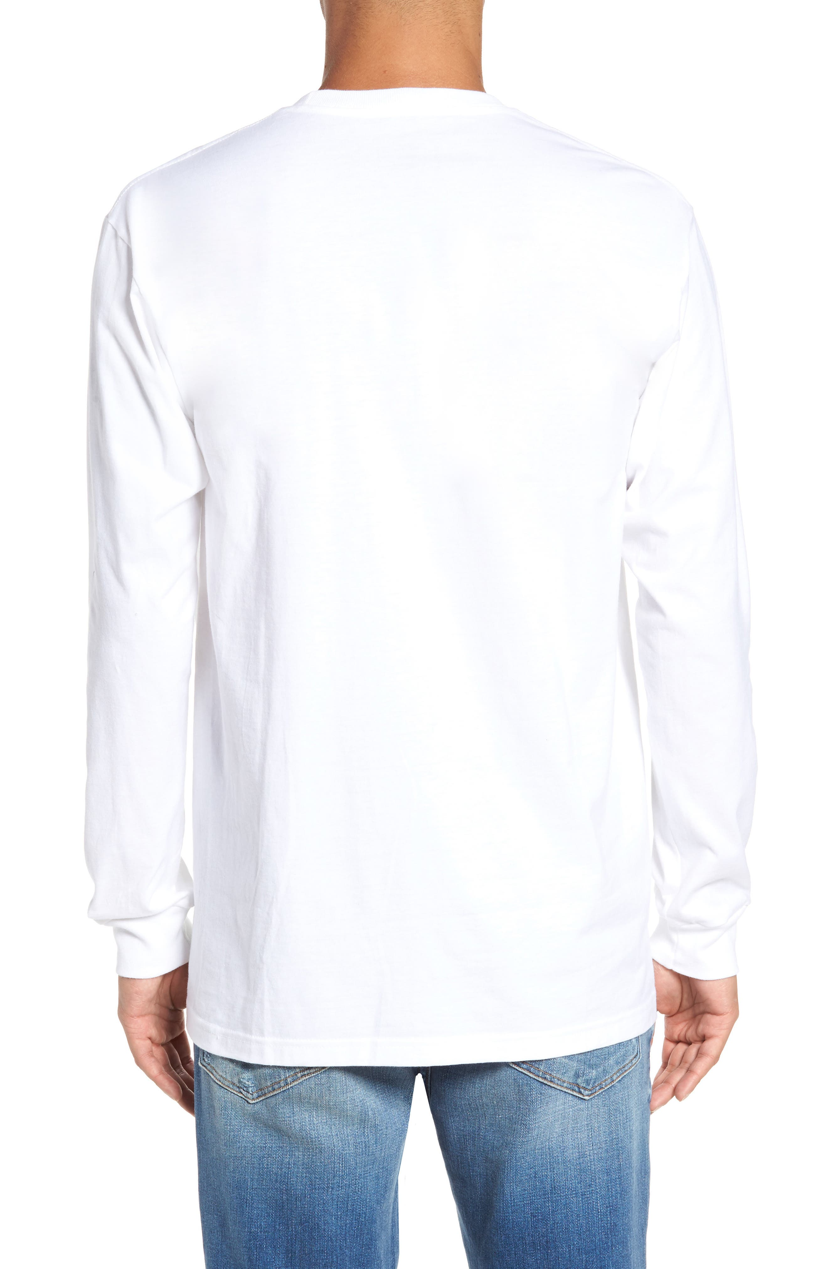Alternate Image 2  - Vans Side Waze Graphic Long Sleeve T-Shirt