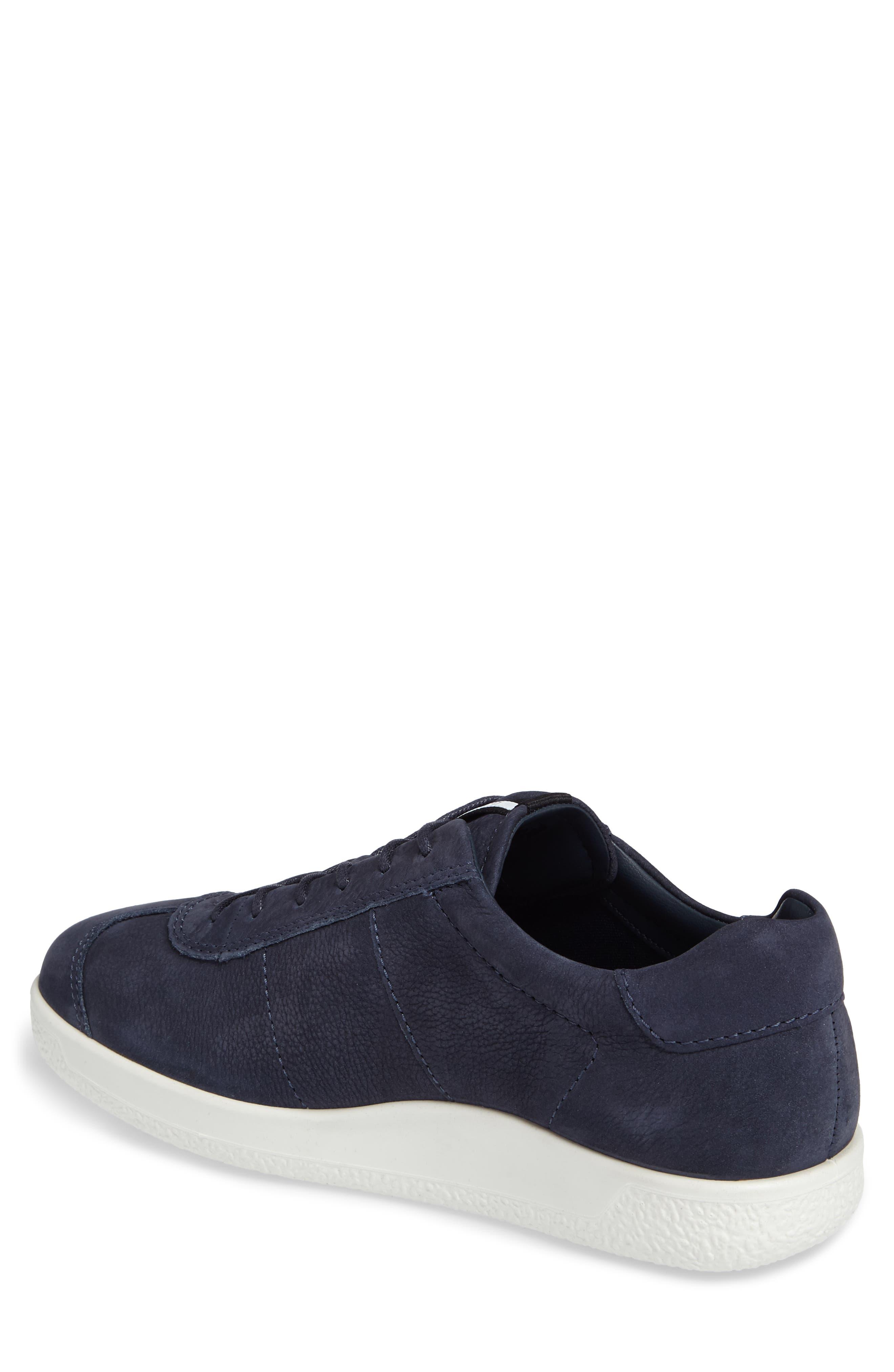 Soft 1 Sneaker,                             Alternate thumbnail 2, color,                             Marine Nubuck