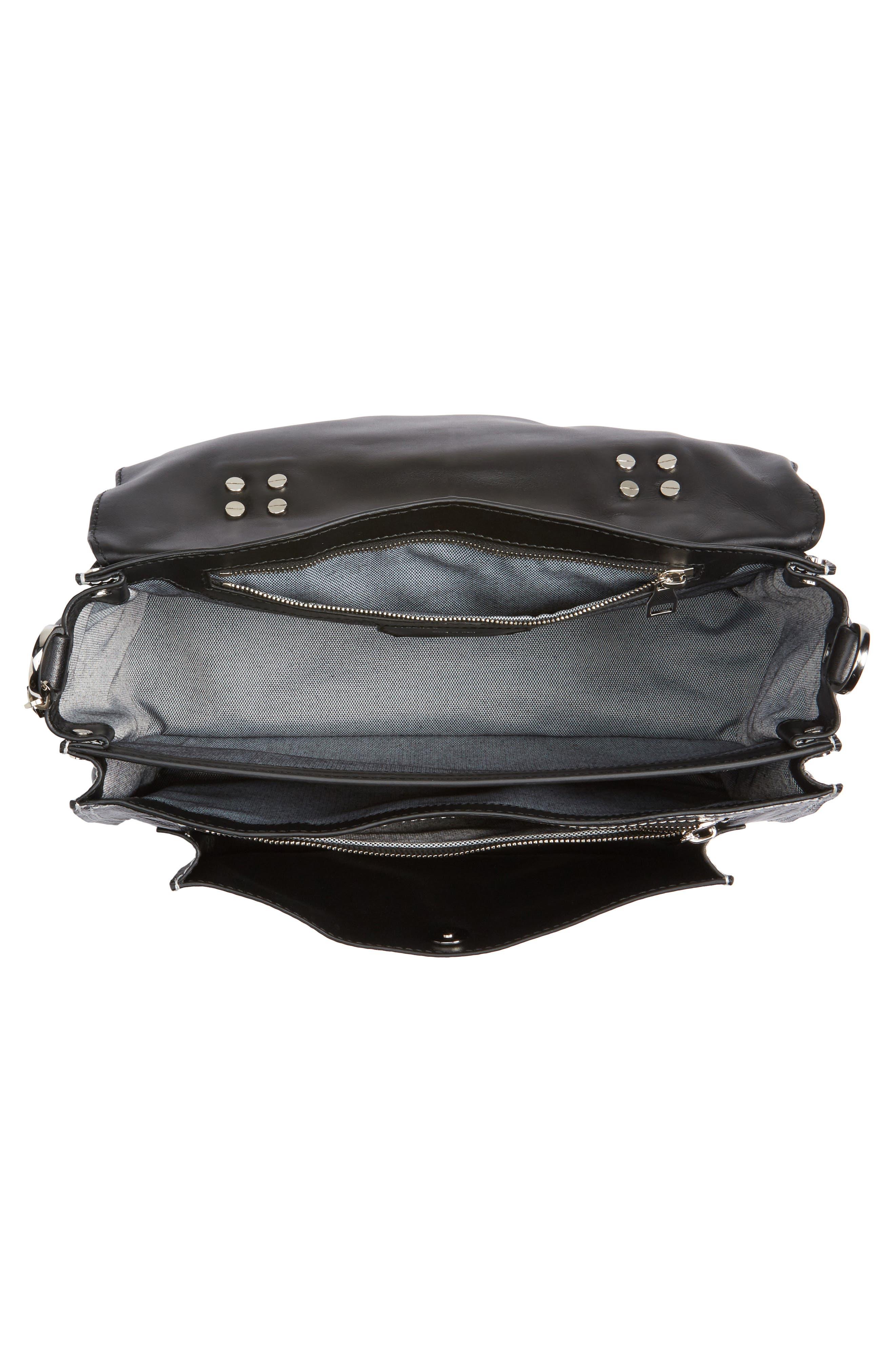 Alternate Image 3  - Proenza Schouler Medium PS1 Calfskin Leather Satchel