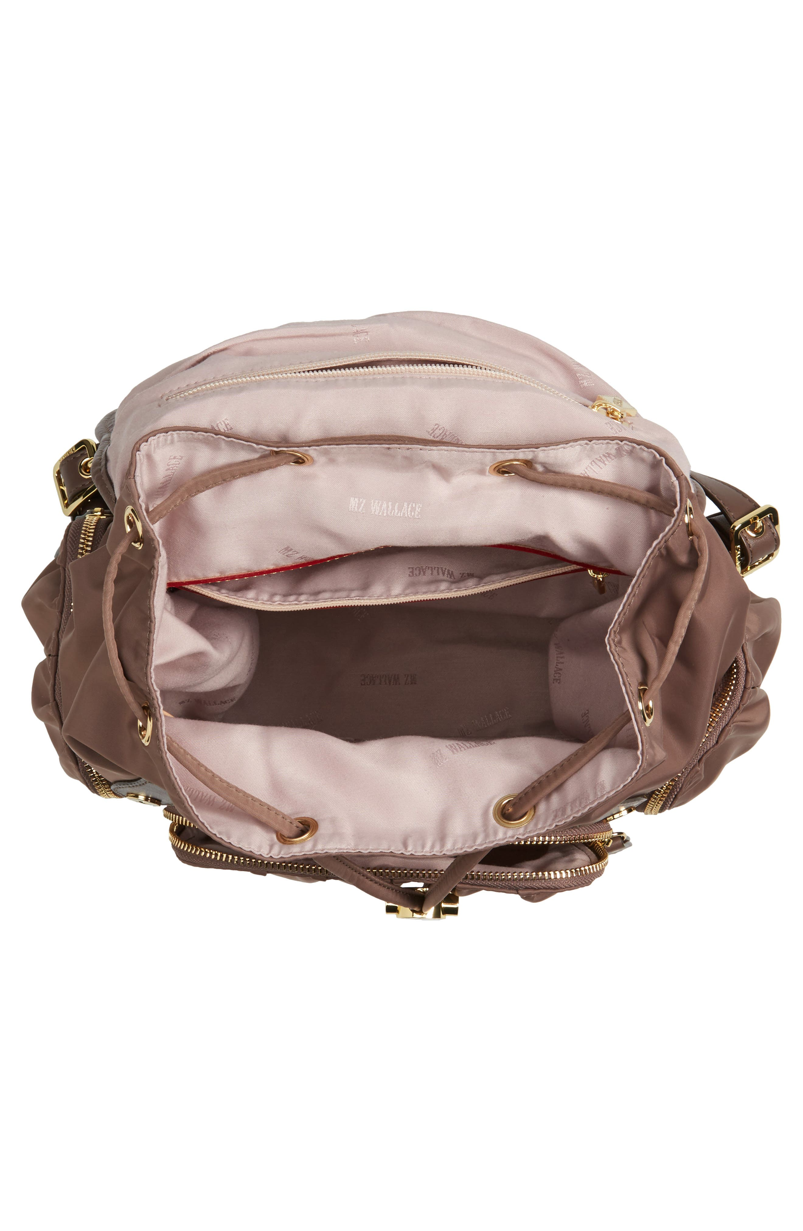 Alternate Image 3  - MZ Wallace 'Marlena' Bedford Nylon Backpack