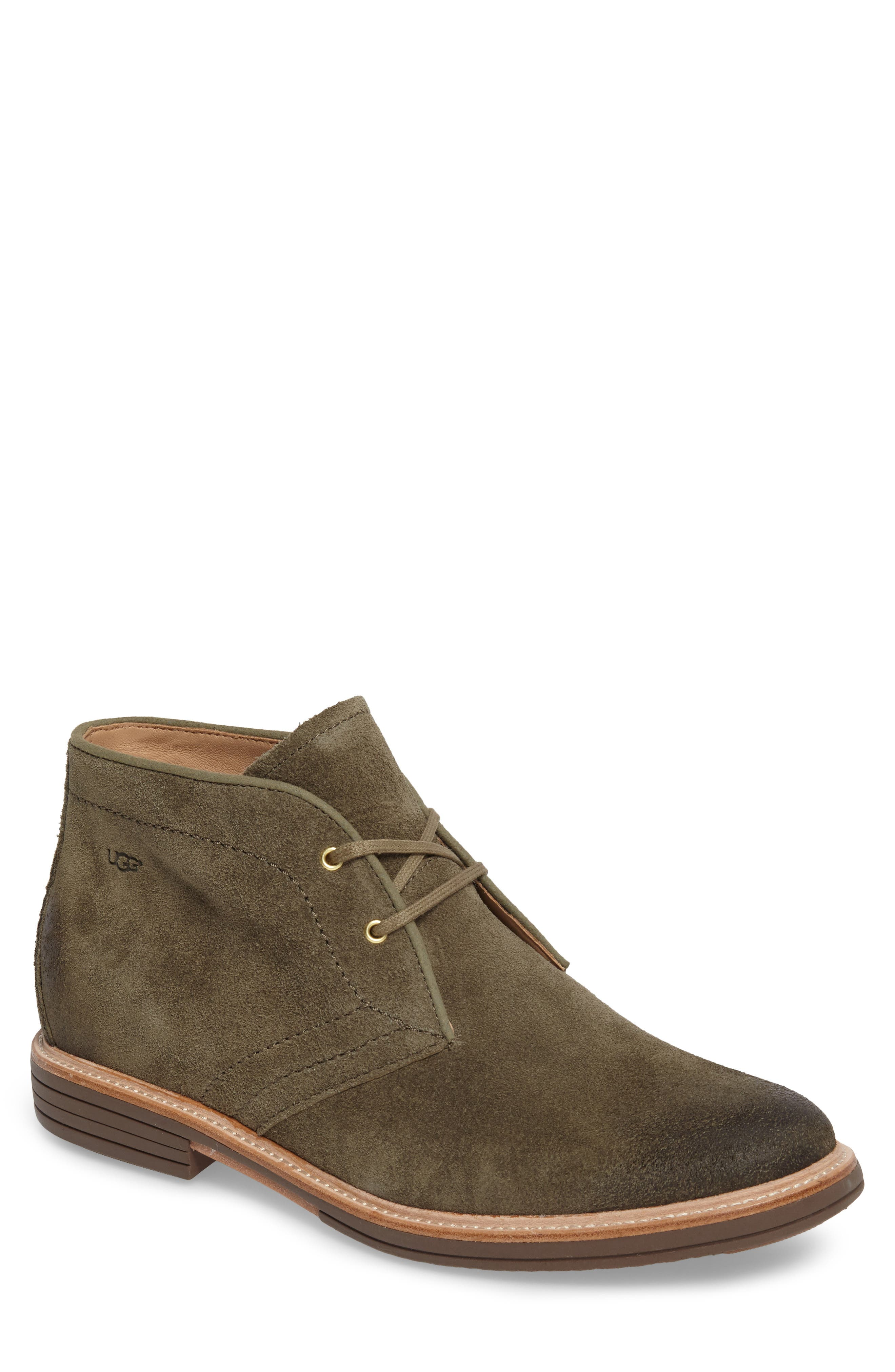 Australia Dagmann Chukka Boot,                             Main thumbnail 1, color,                             Olive