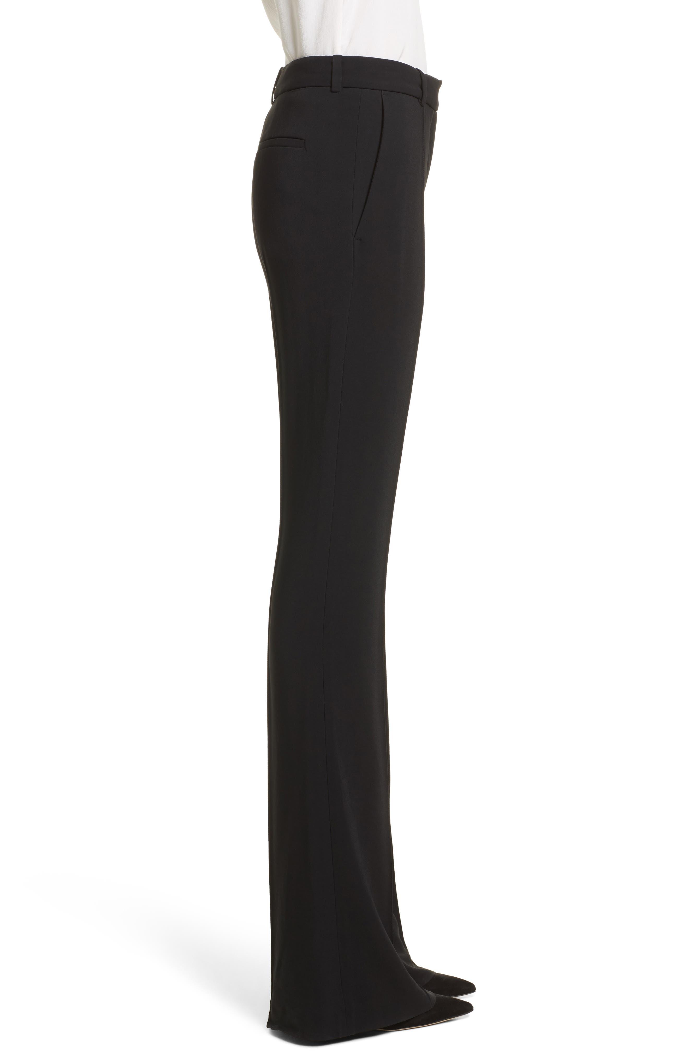 Alternate Image 7  - Victoria Beckham Flare Pants