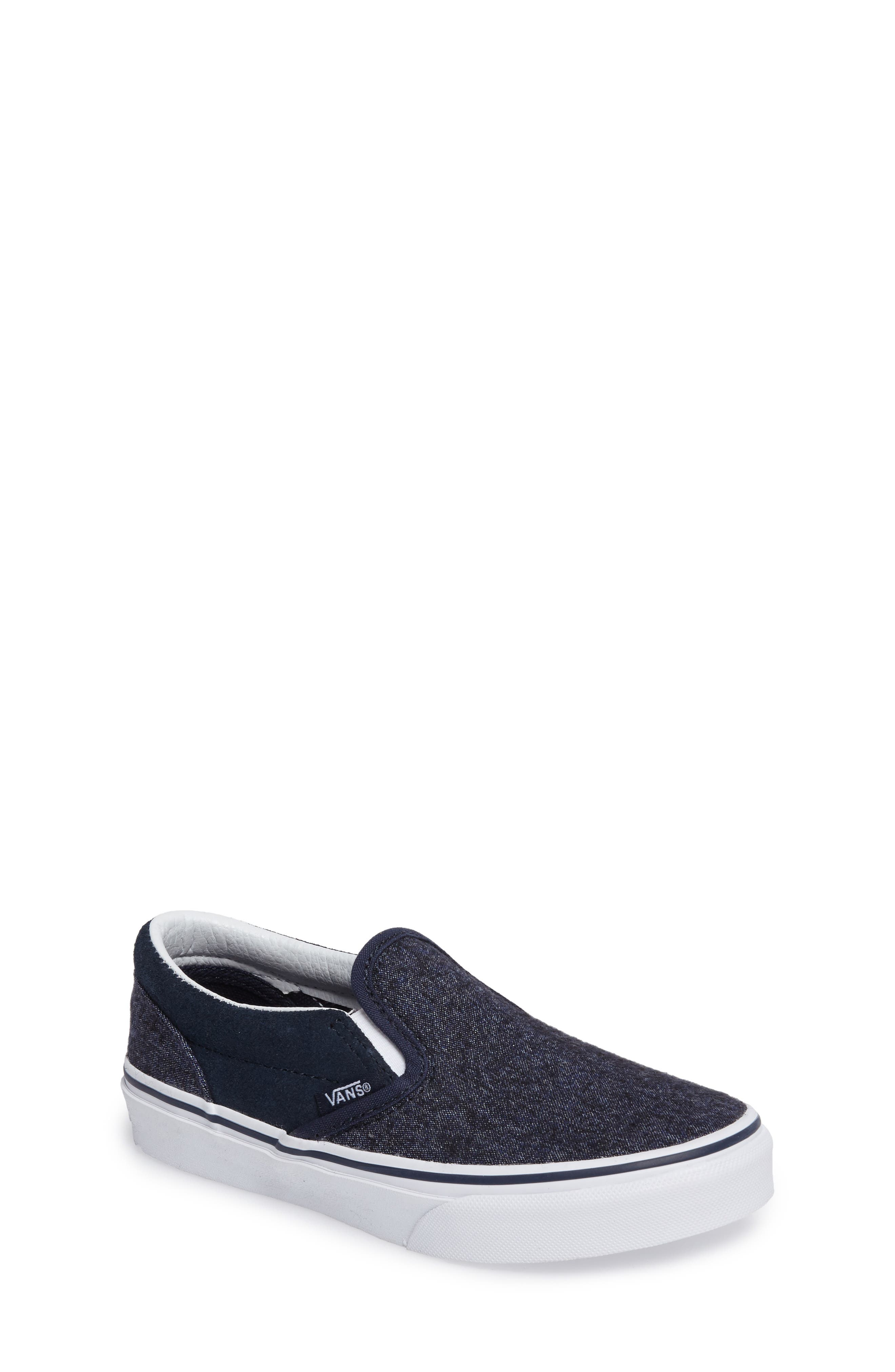 Vans Classic Slip-On (Baby, Walker, Toddler, Little Kid & Big Kid)