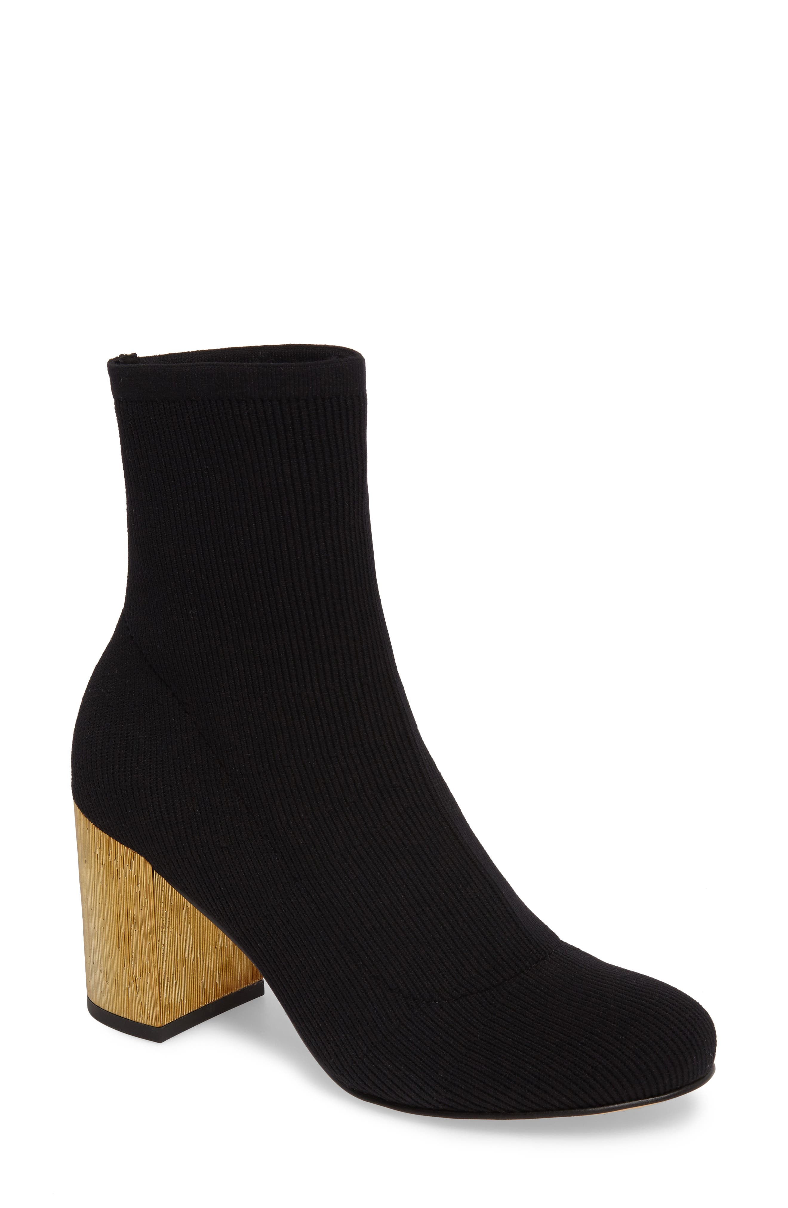 Main Image - Splendid Rosinda Knit Bootie (Women)