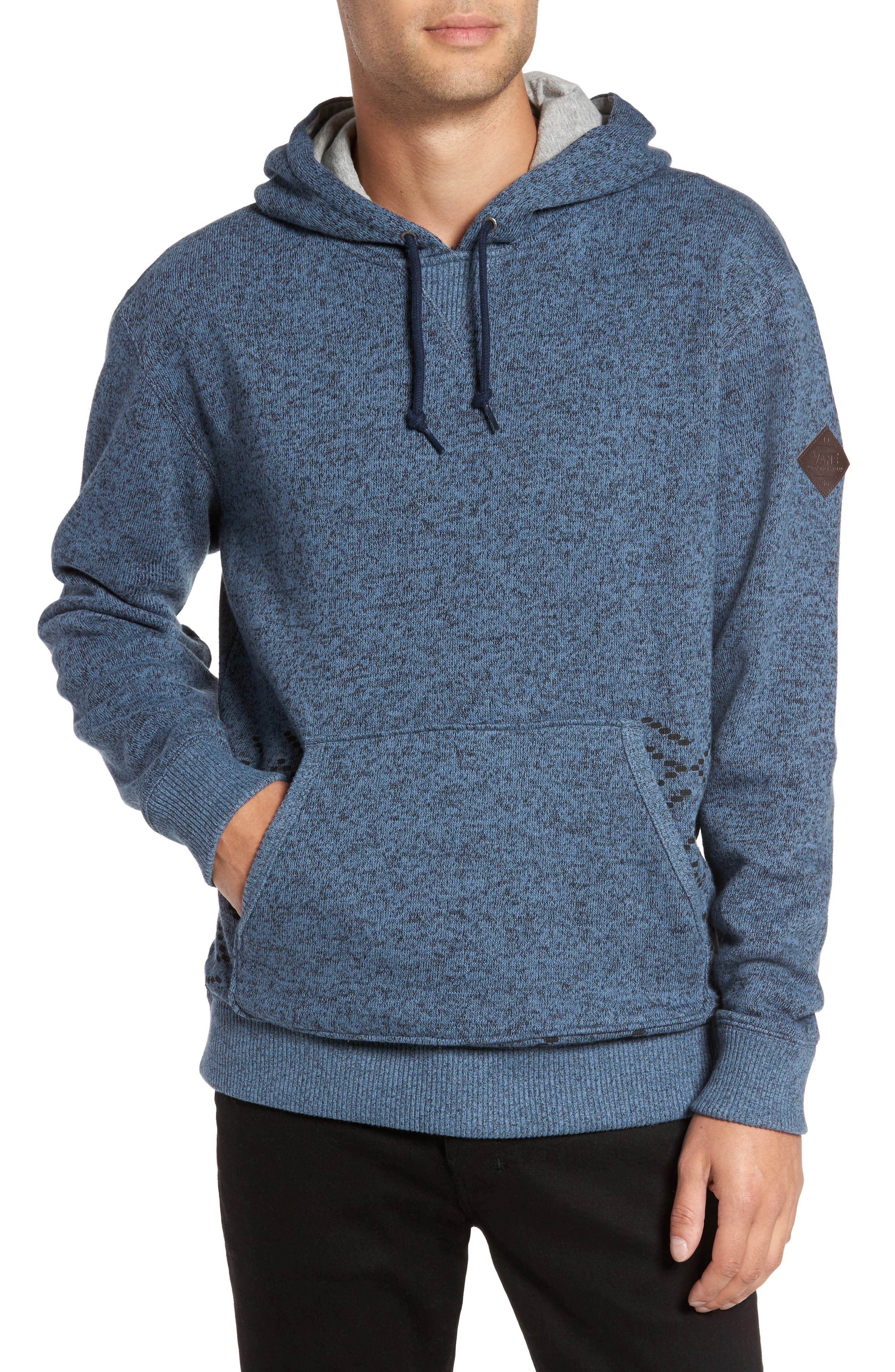 Alternate Image 1 Selected - Vans Brookstone Geo Print Hoodie