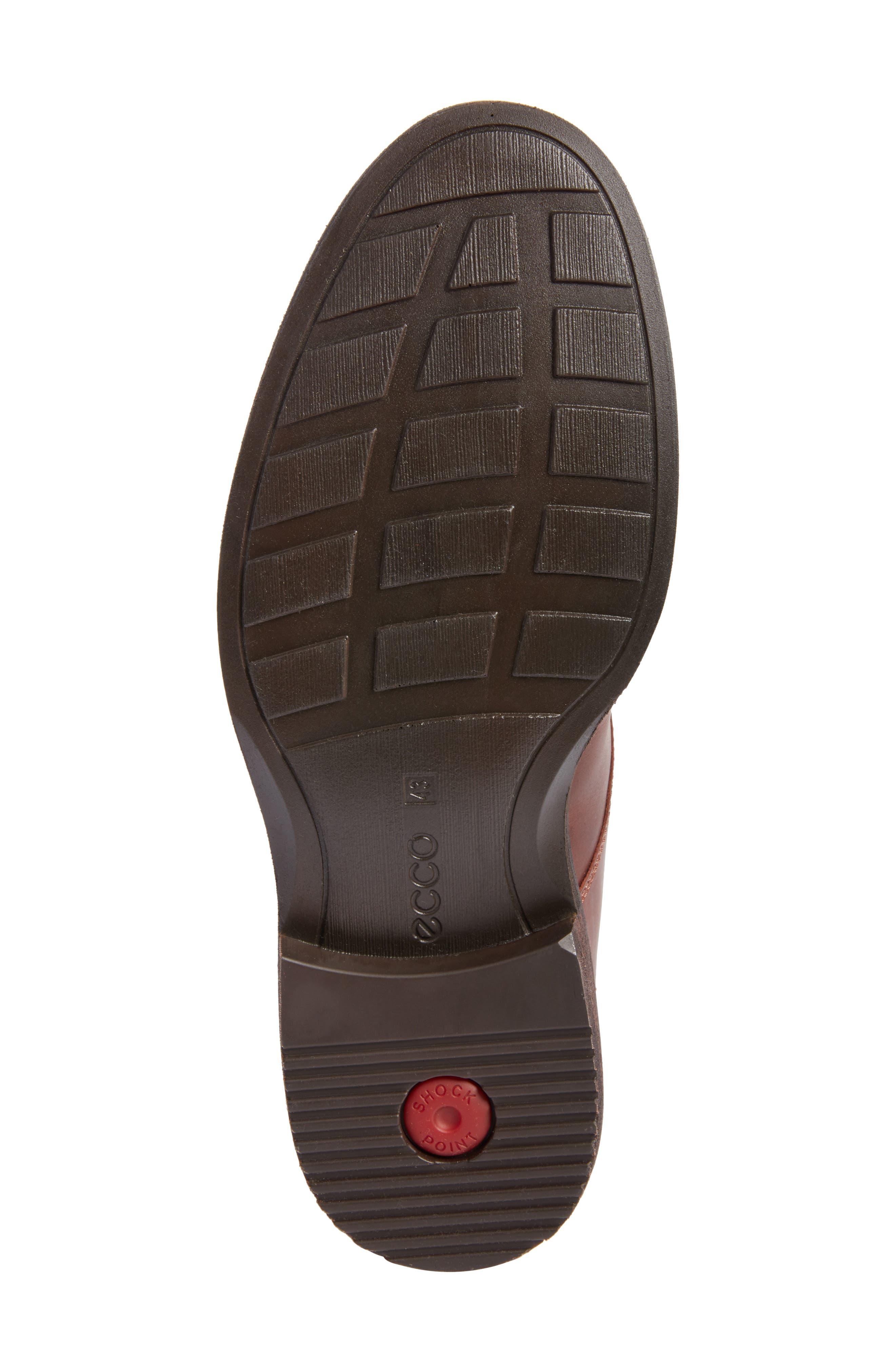 Alternate Image 6  - ECCO 'Kenton' Plain Toe Boot (Men)