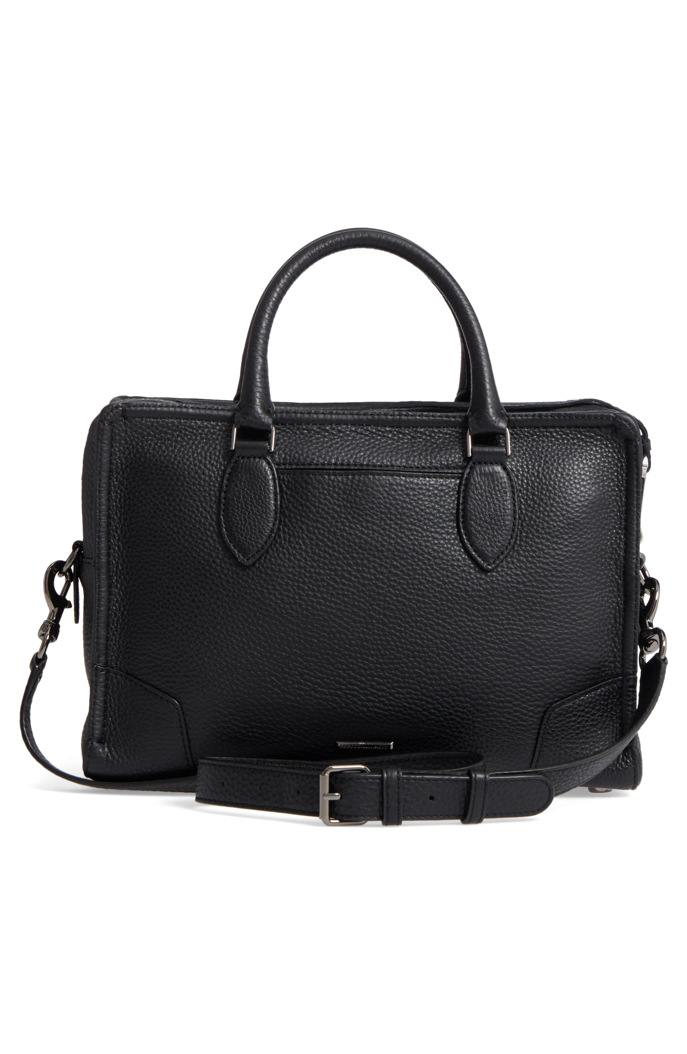 Moonwalking Satchel,                             Alternate thumbnail 2, color,                             Black