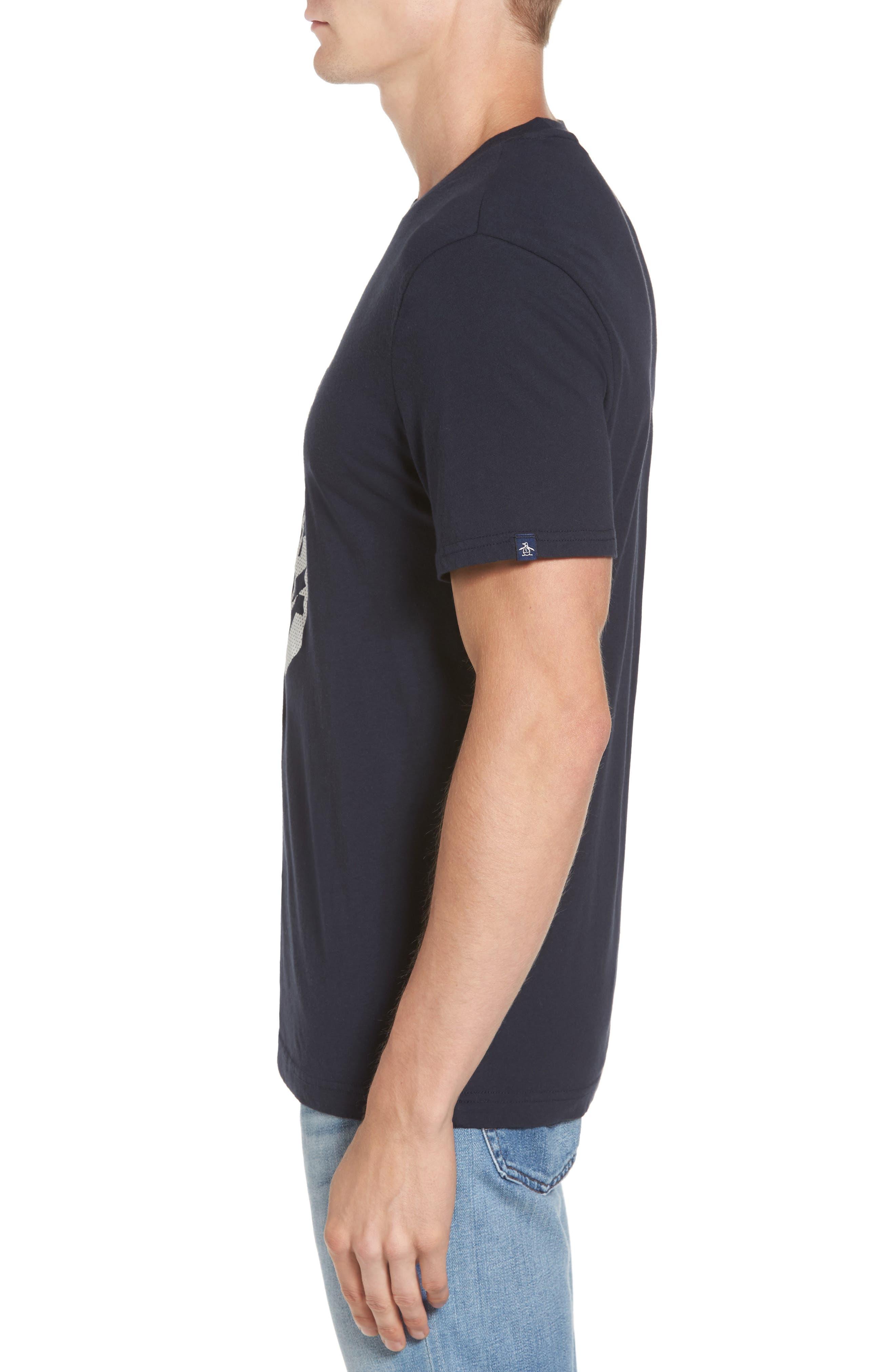 Alternate Image 3  - Original Penguin Missing Pete Milk Carton T-Shirt