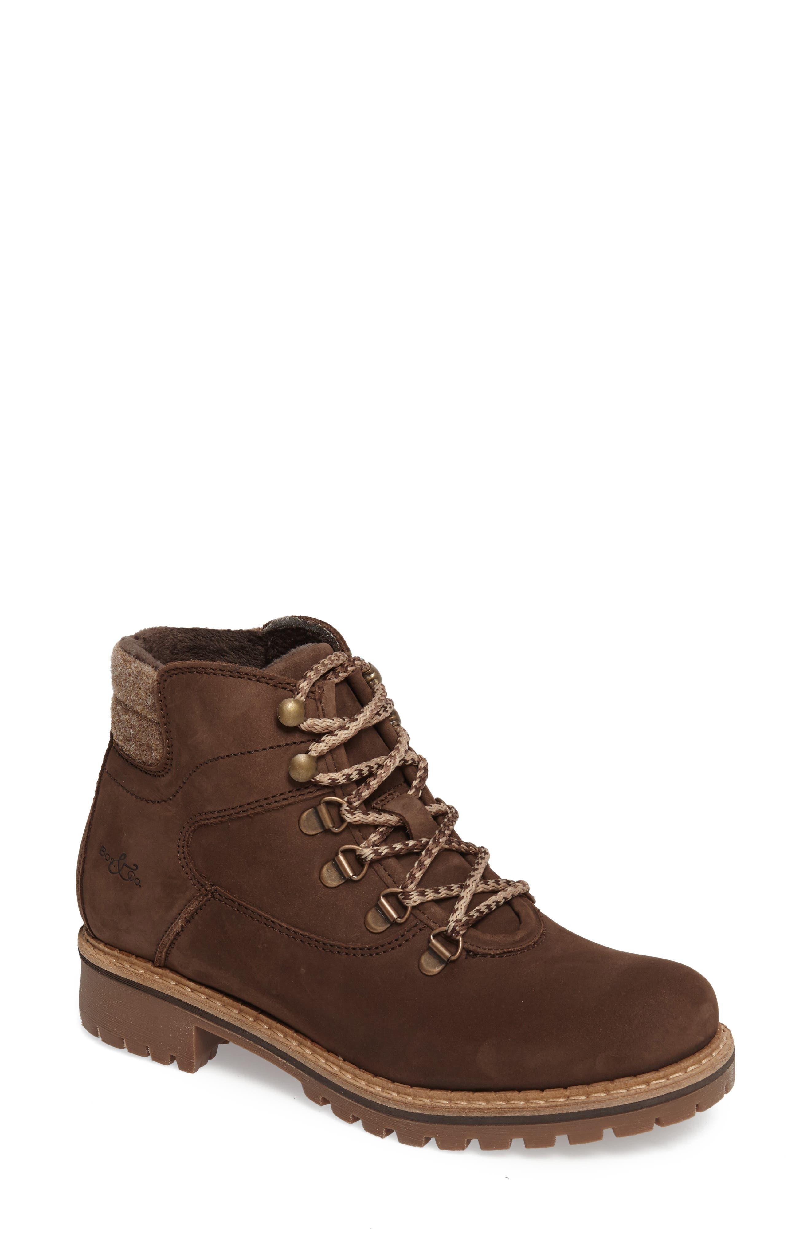 Alternate Image 1 Selected - Bos. & Co. Hartney Waterproof Boot (Women)